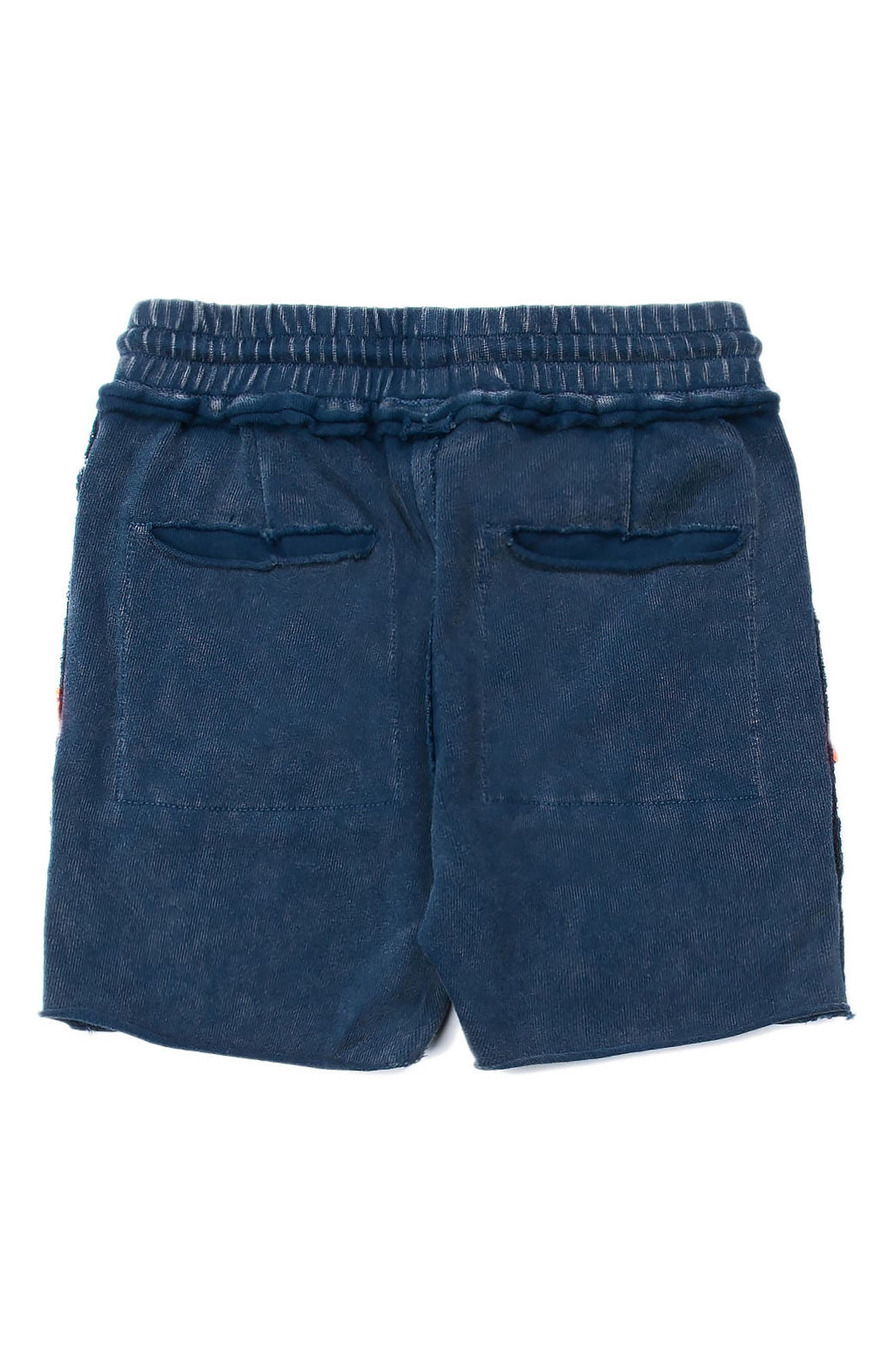 Kirk Knit Shorts,                             Alternate thumbnail 2, color,                             NAVY