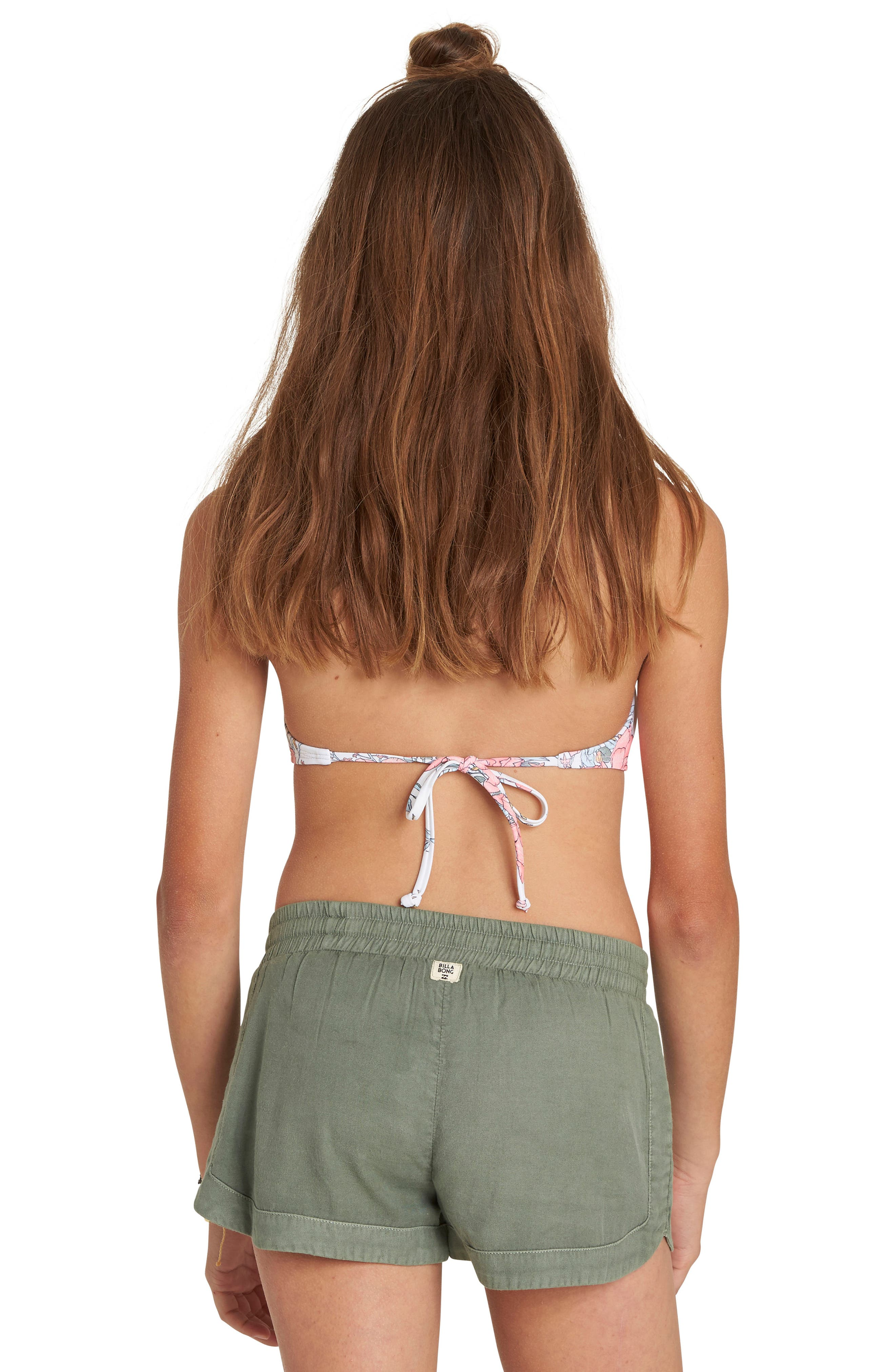 Made For You Woven Shorts,                             Alternate thumbnail 2, color,                             TREETOP