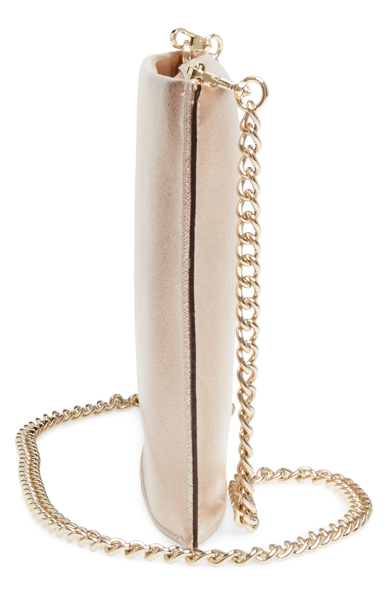 cameron street - sima leather crossbody bag,                             Alternate thumbnail 5, color,                             650
