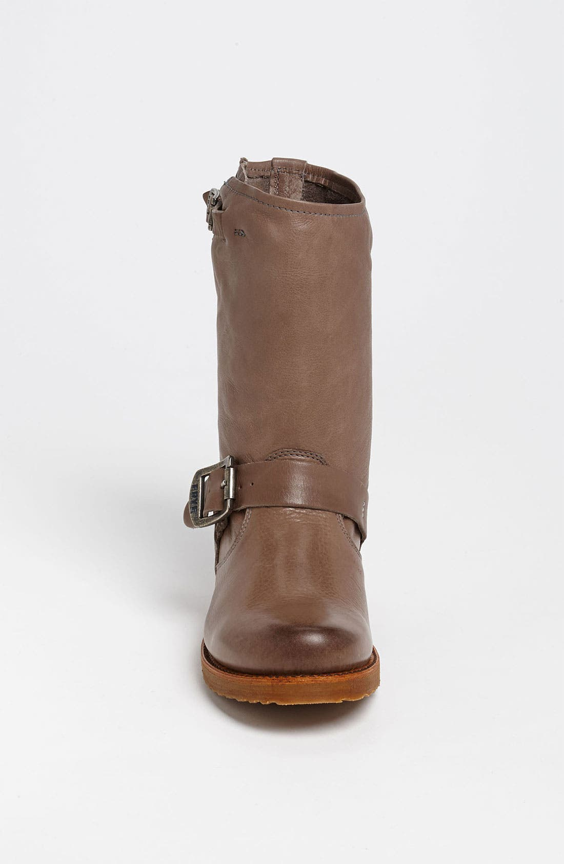 'Veronica Short' Slouchy Boot,                             Alternate thumbnail 17, color,