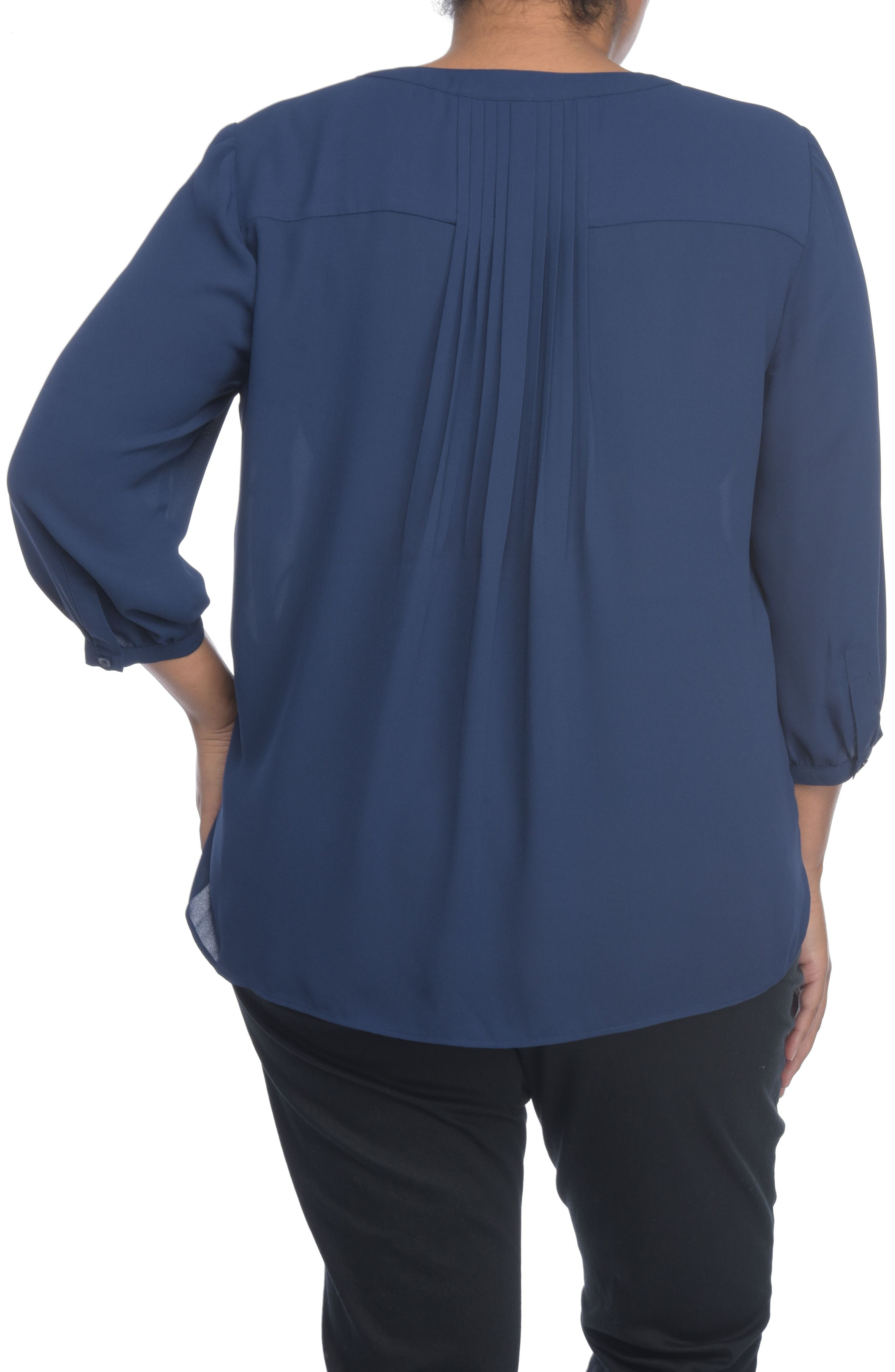 Henley Top,                             Alternate thumbnail 217, color,