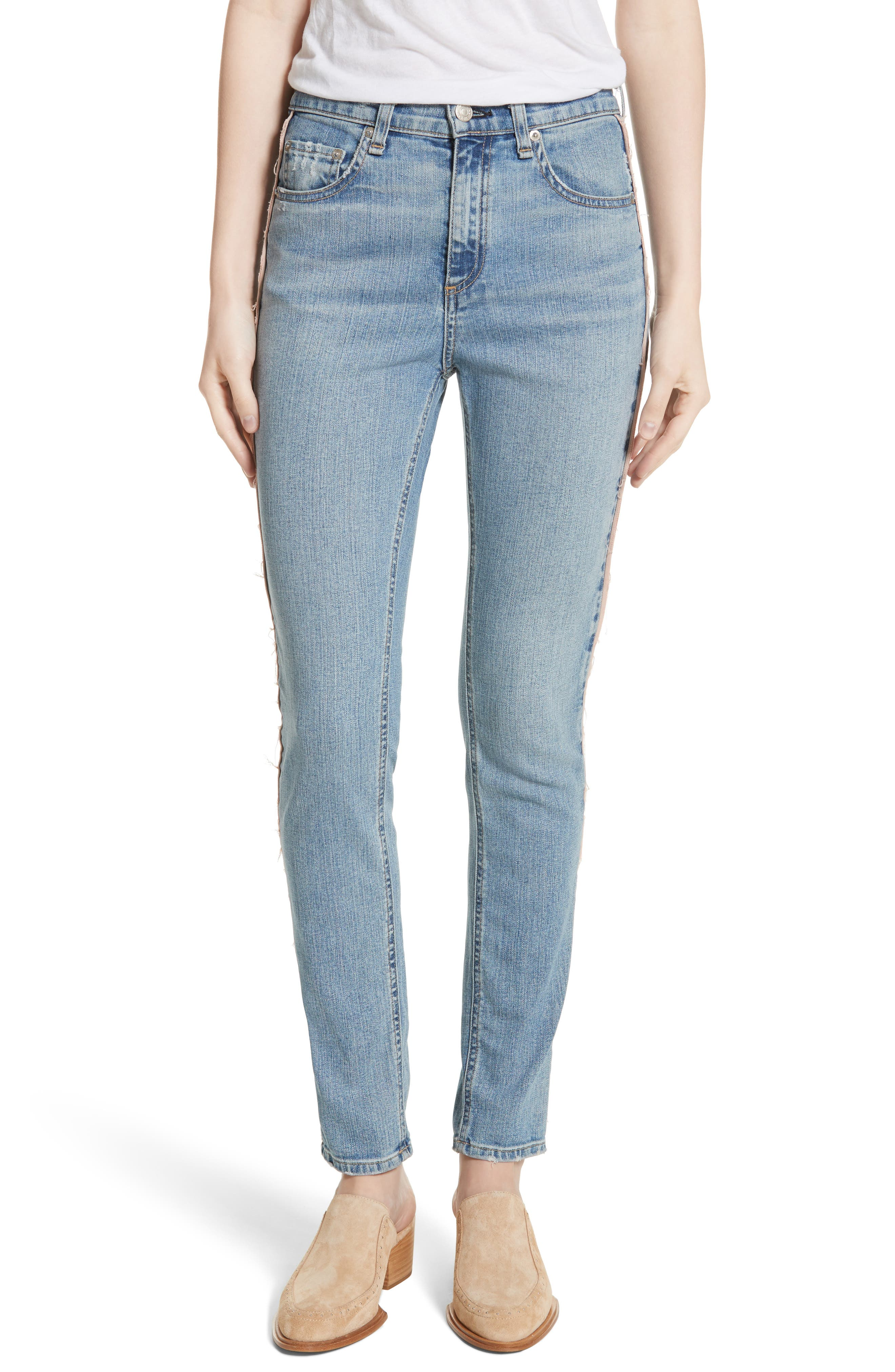 Skinny Jeans,                         Main,                         color, 422