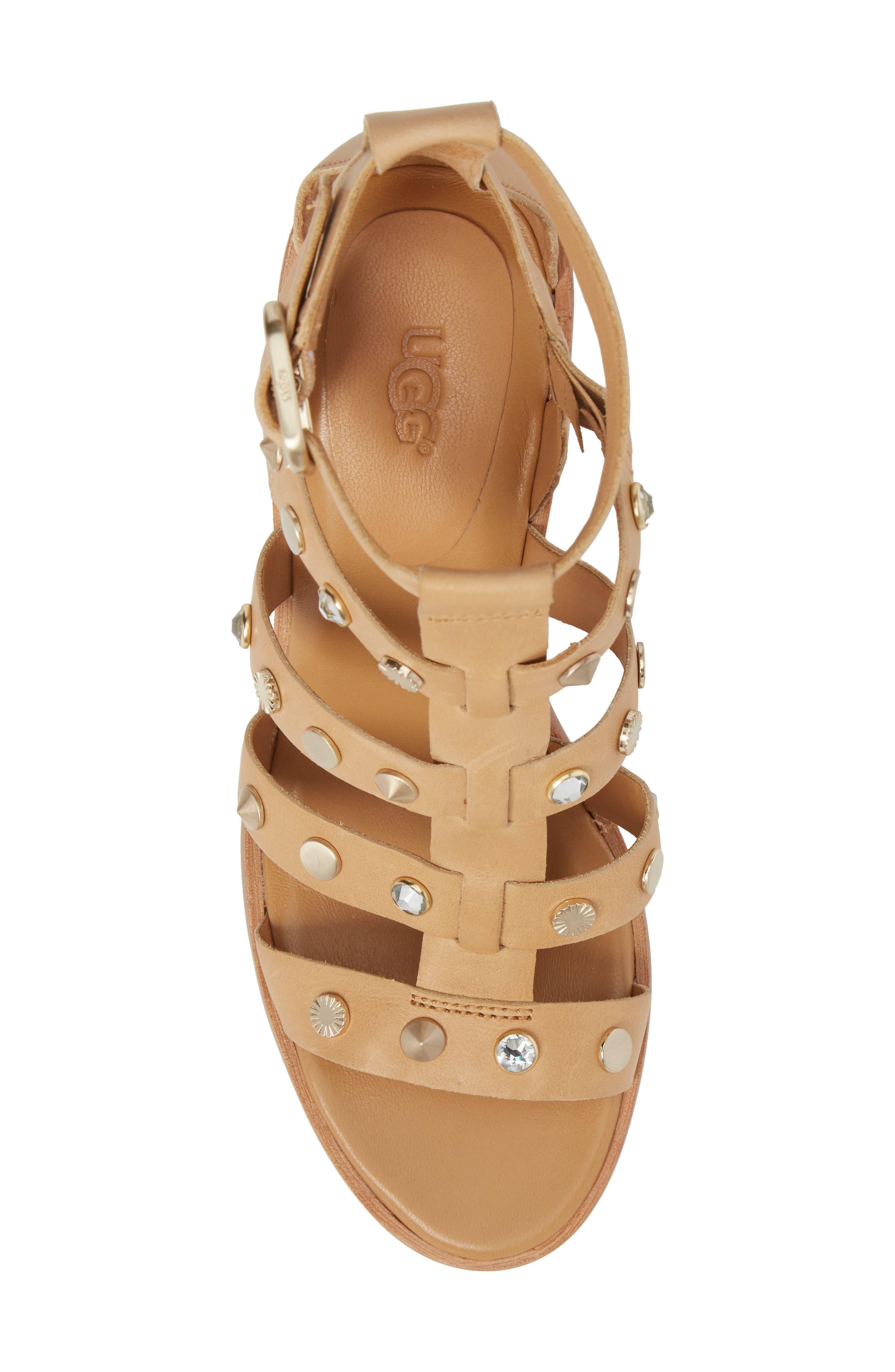 Macayla Studded Sandal,                             Alternate thumbnail 10, color,