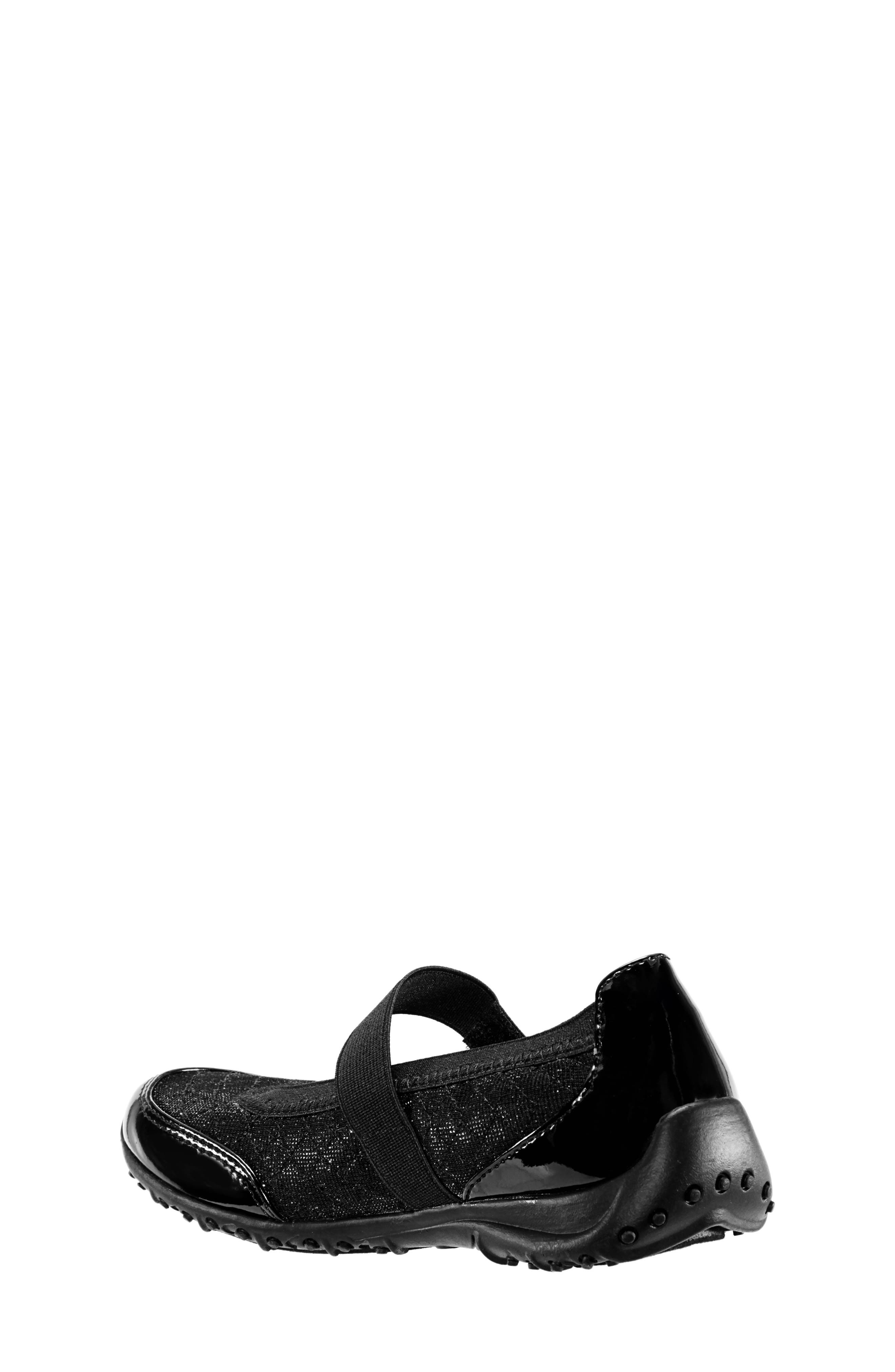 Ada Sparkle Mary Jane,                             Alternate thumbnail 2, color,                             BLACK/ SPARKLE FAB/ PATENT