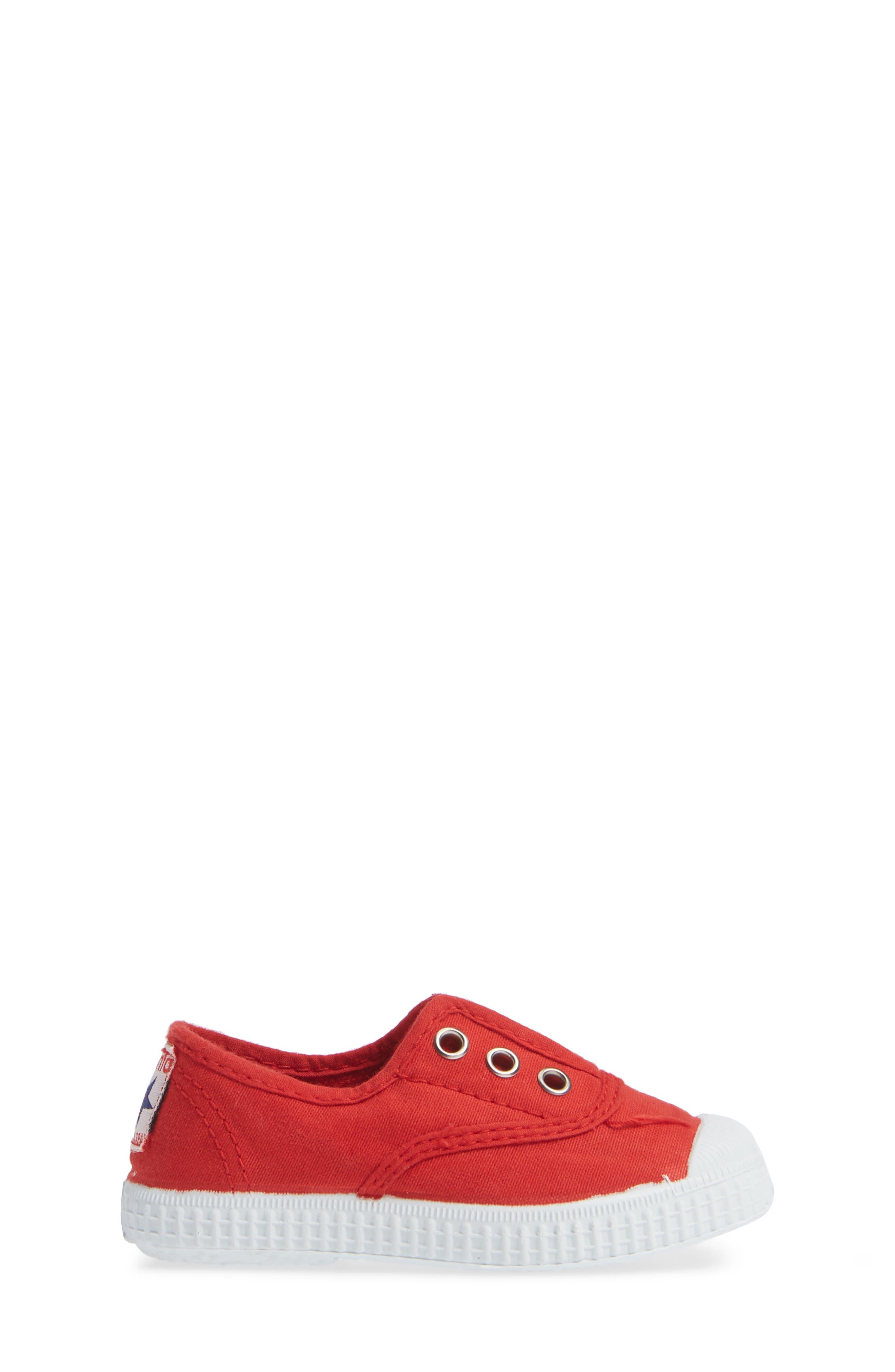 Laceless Slip-On Sneaker,                             Alternate thumbnail 23, color,
