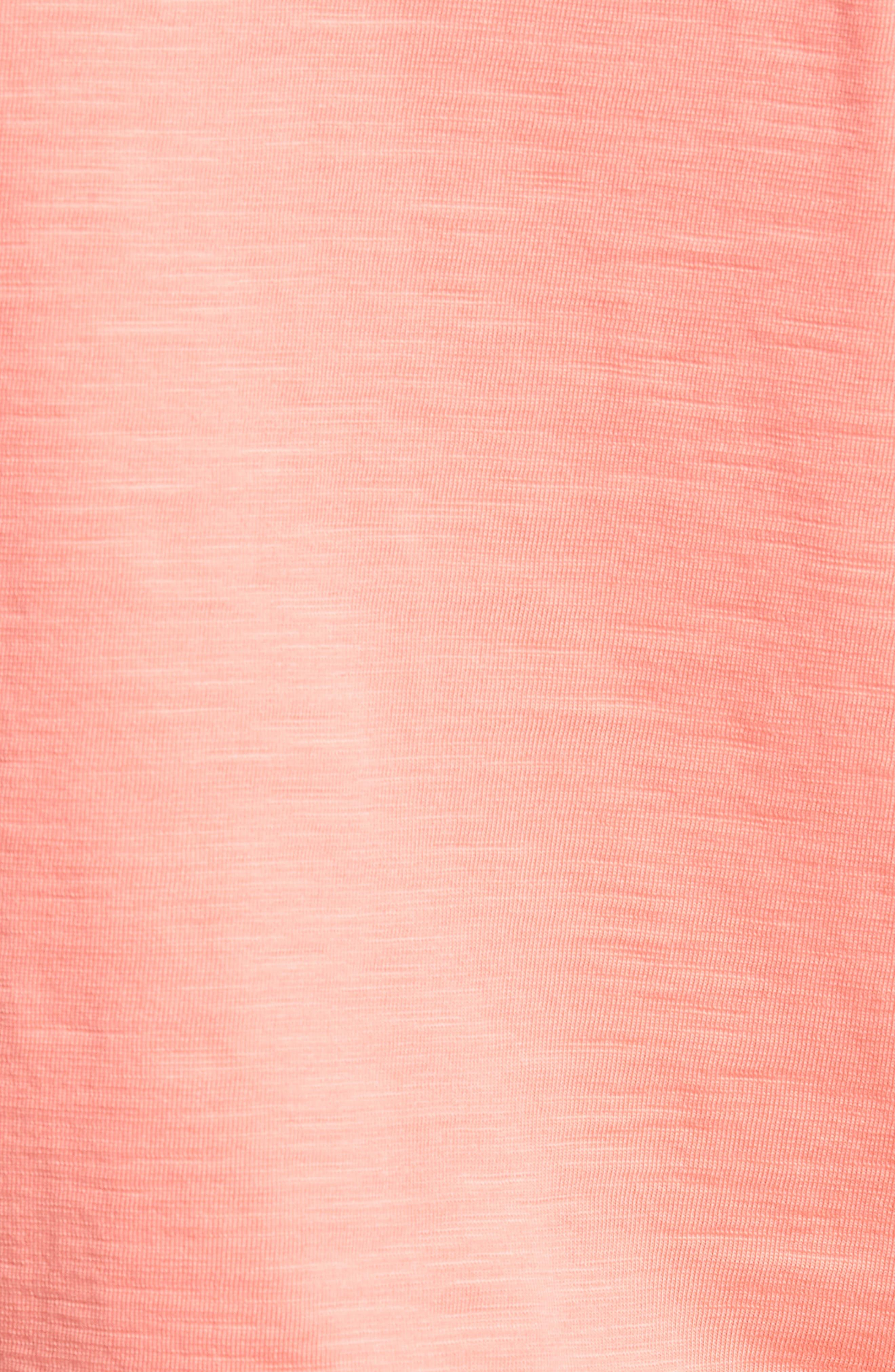 Portside Palms V-Neck T-Shirt,                             Alternate thumbnail 45, color,