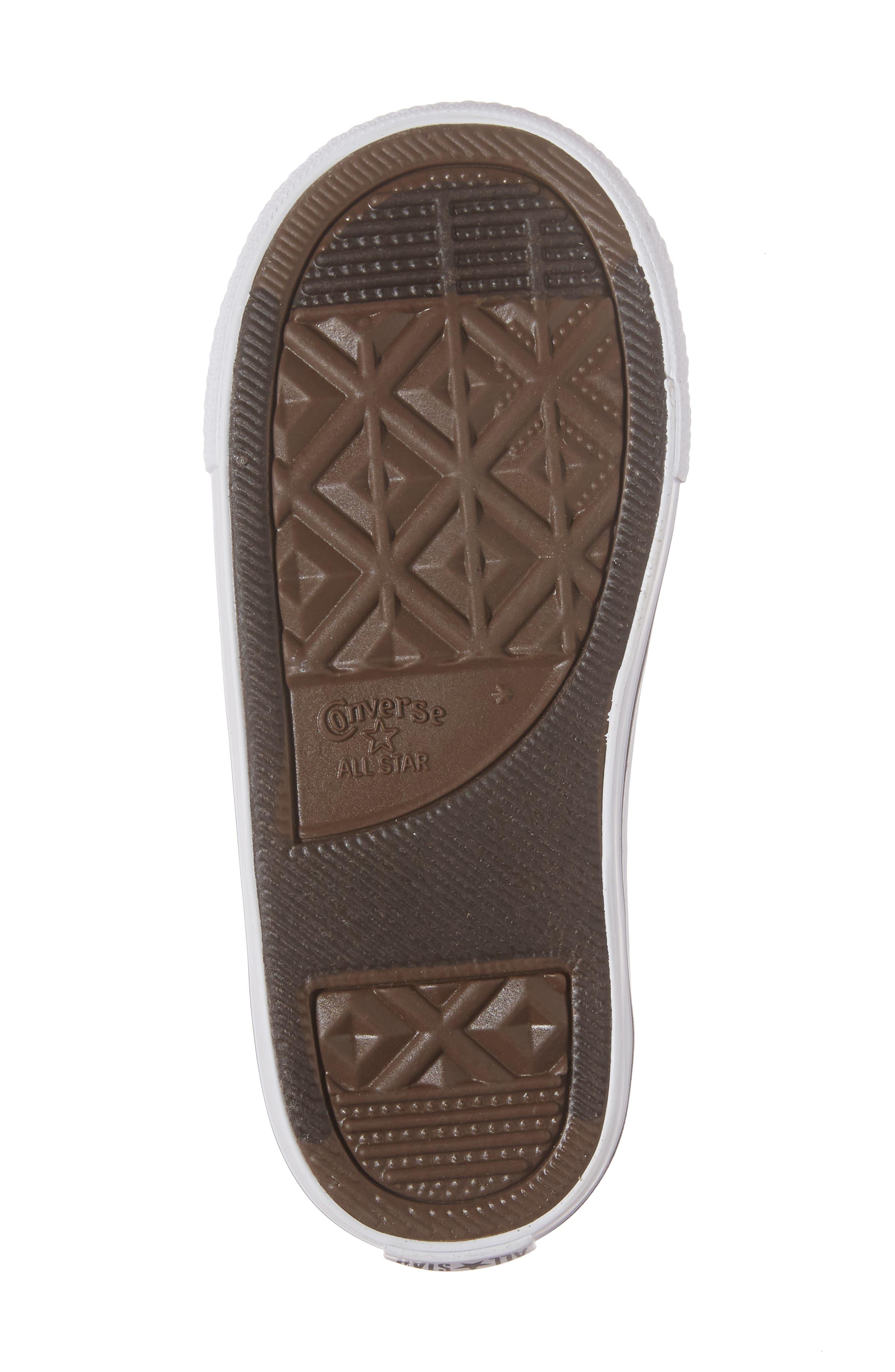 Chuck Taylor<sup>®</sup> All Star<sup>®</sup> Seasonal Metallic Low Top Sneaker,                             Alternate thumbnail 6, color,                             040