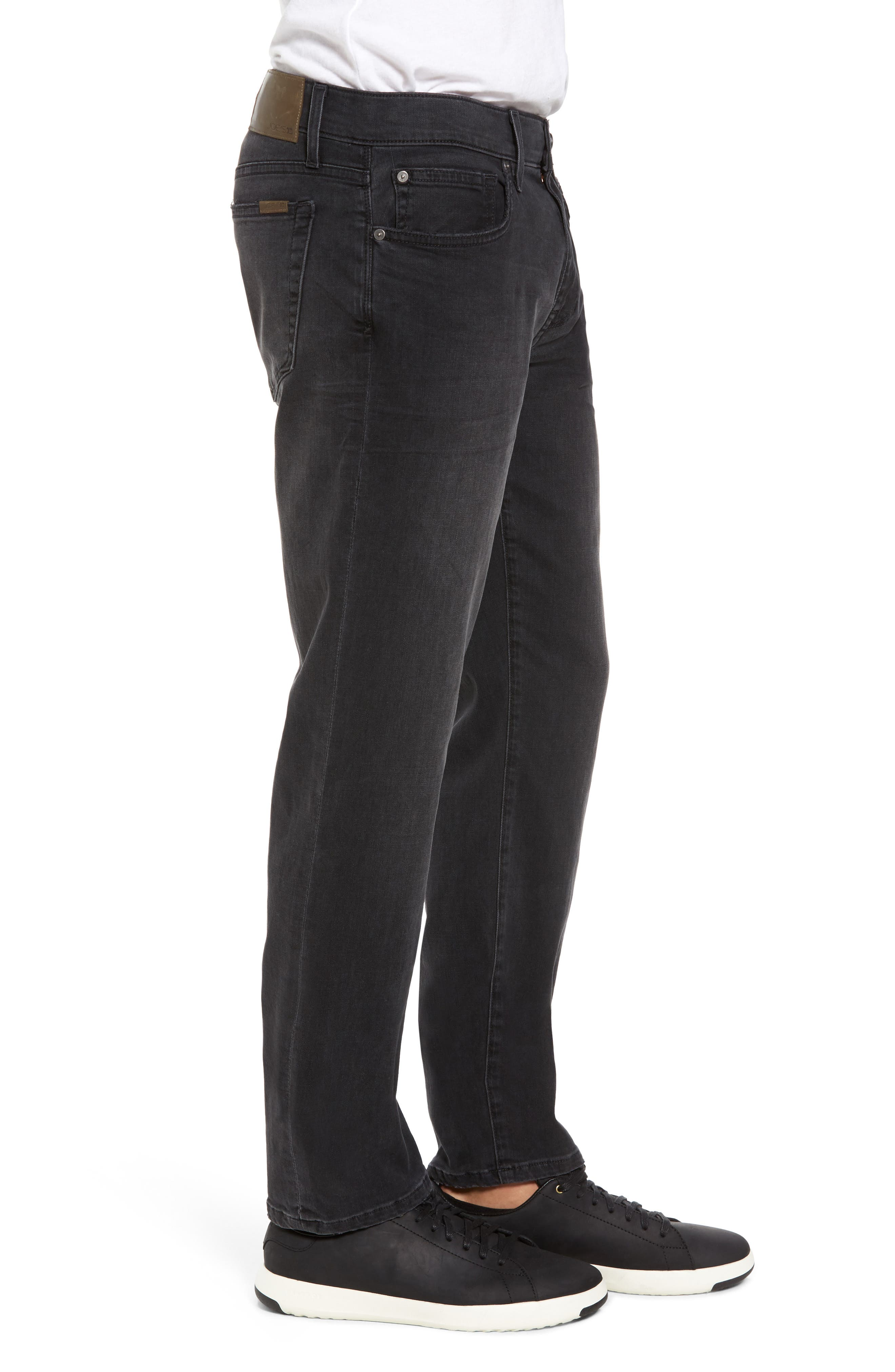Brixton Slim Straight Fit Jeans,                             Alternate thumbnail 3, color,                             015