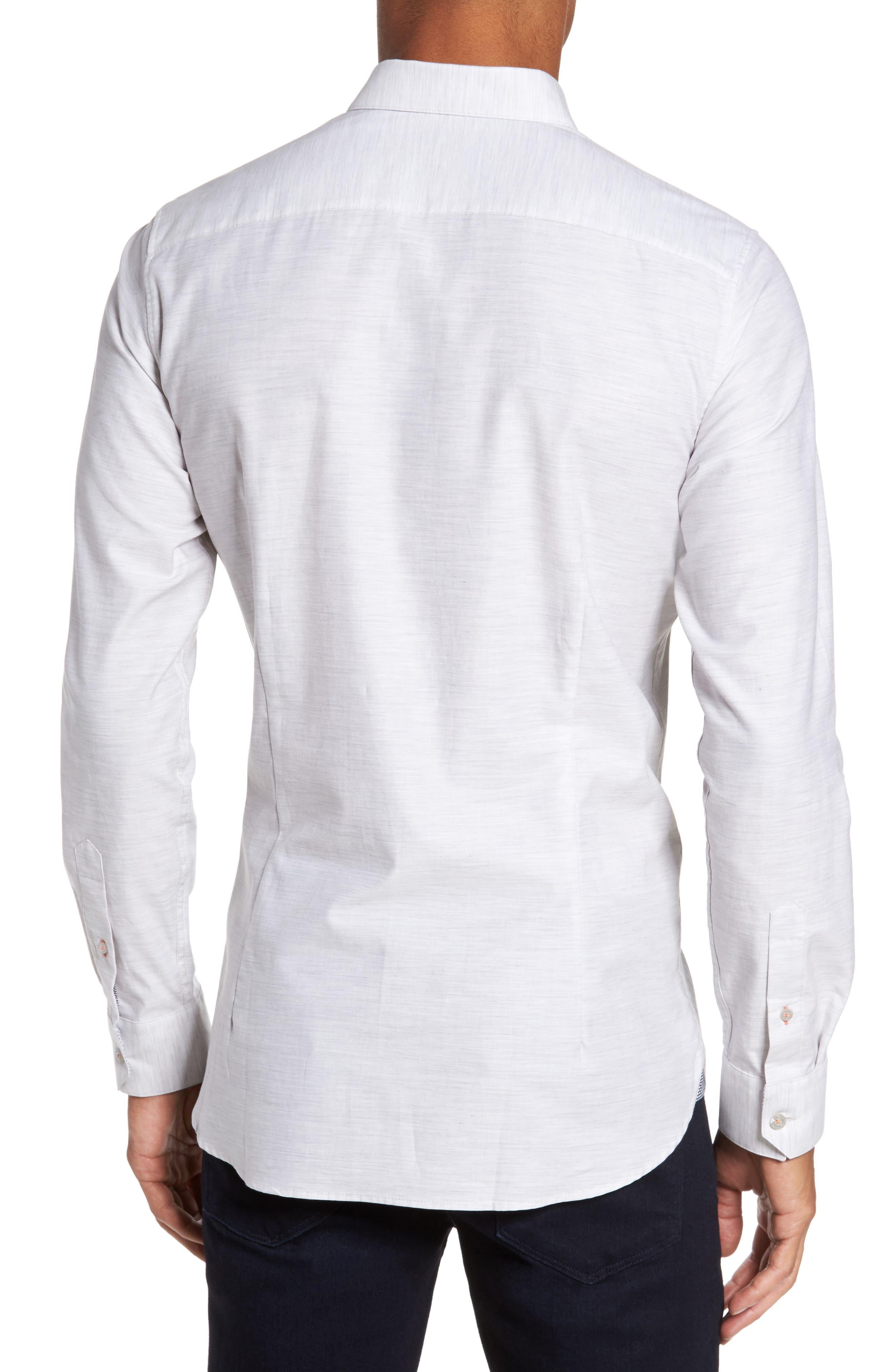 Annisley Modern Slim Fit Sport Shirt,                             Alternate thumbnail 2, color,                             031