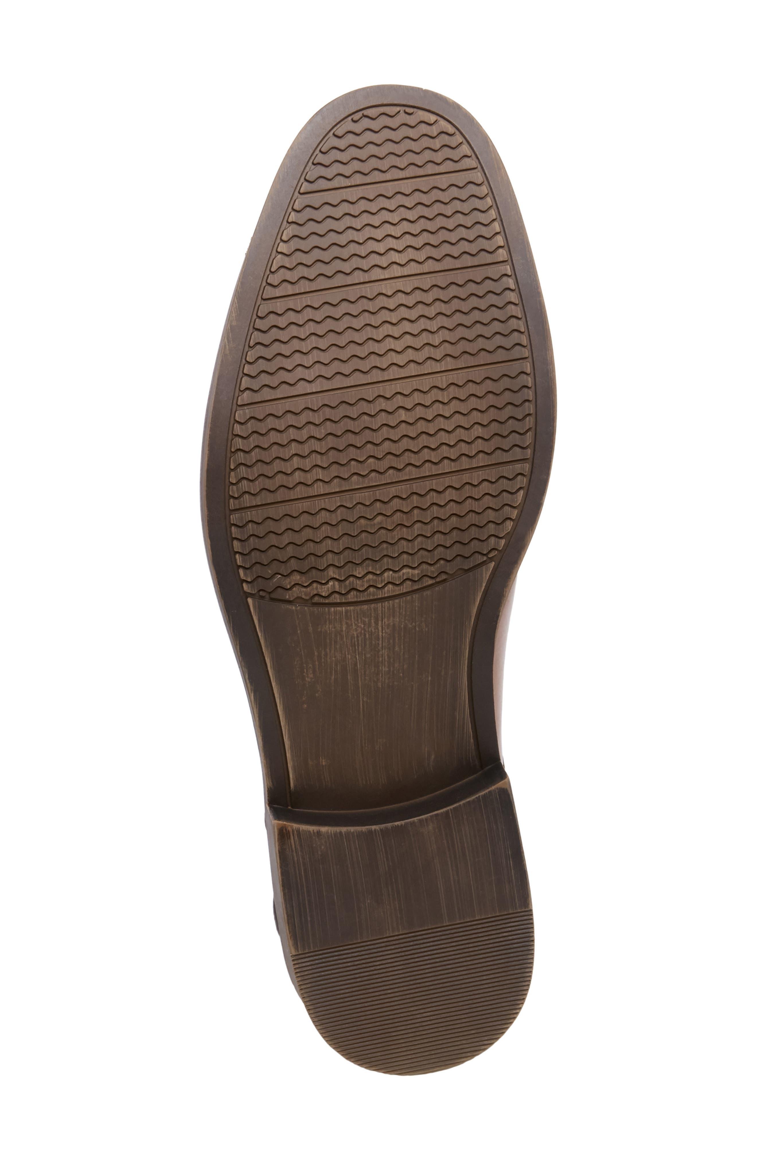 Backster Plain Toe Chukka Boot,                             Alternate thumbnail 6, color,                             COGNAC LEATHER