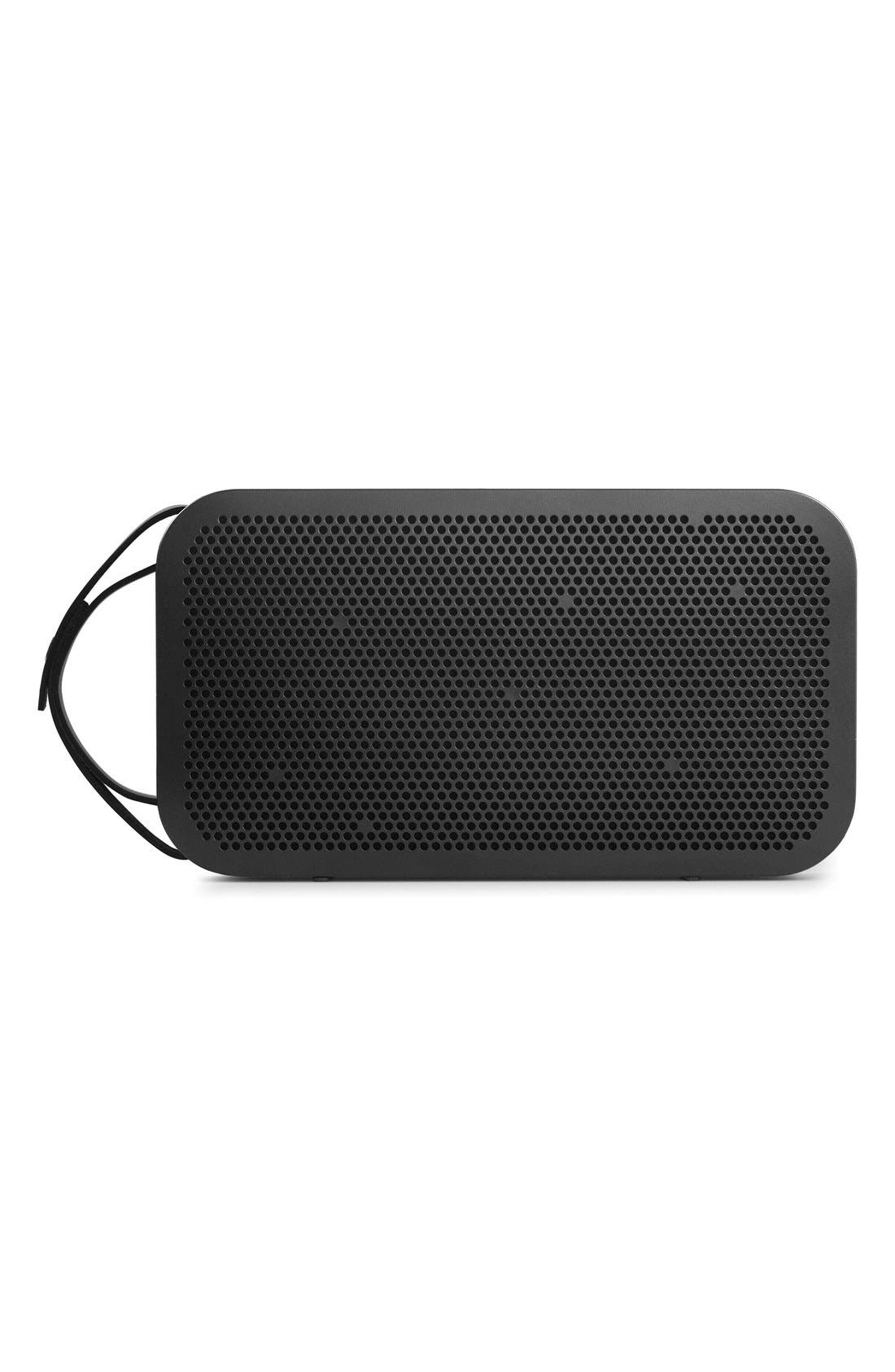 'A2' Portable Bluetooth<sup>®</sup> Speaker,                             Main thumbnail 1, color,                             001