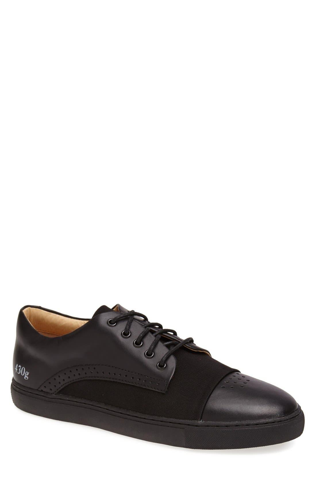 GRAM '430G' Sneaker, Main, color, 001