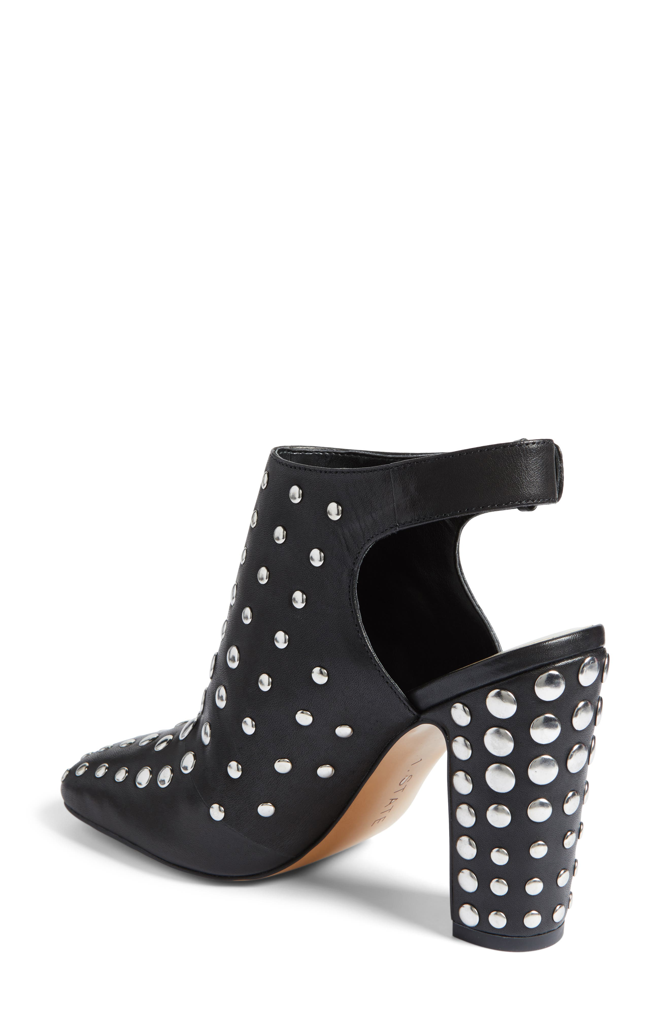 Ryel Studded Bootie,                             Alternate thumbnail 2, color,