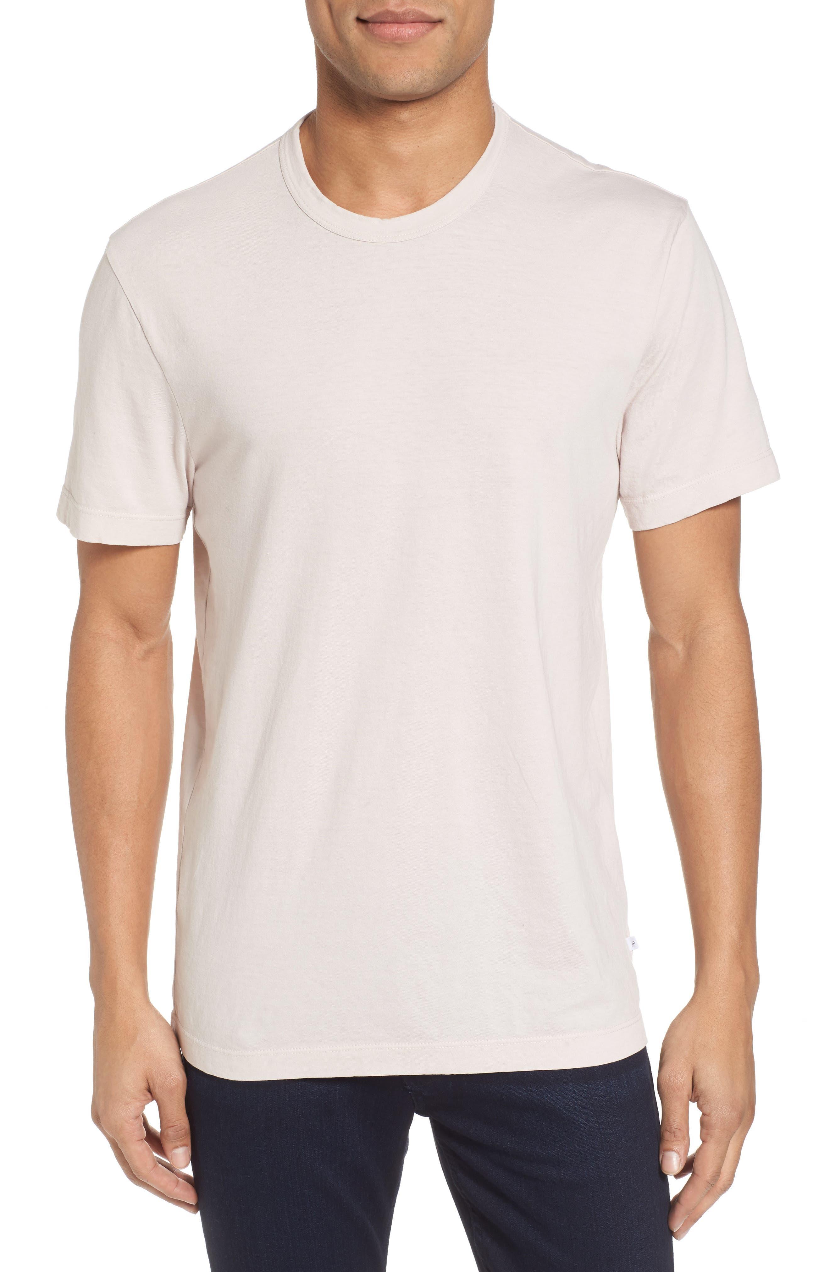 Crewneck Jersey T-Shirt,                             Alternate thumbnail 135, color,