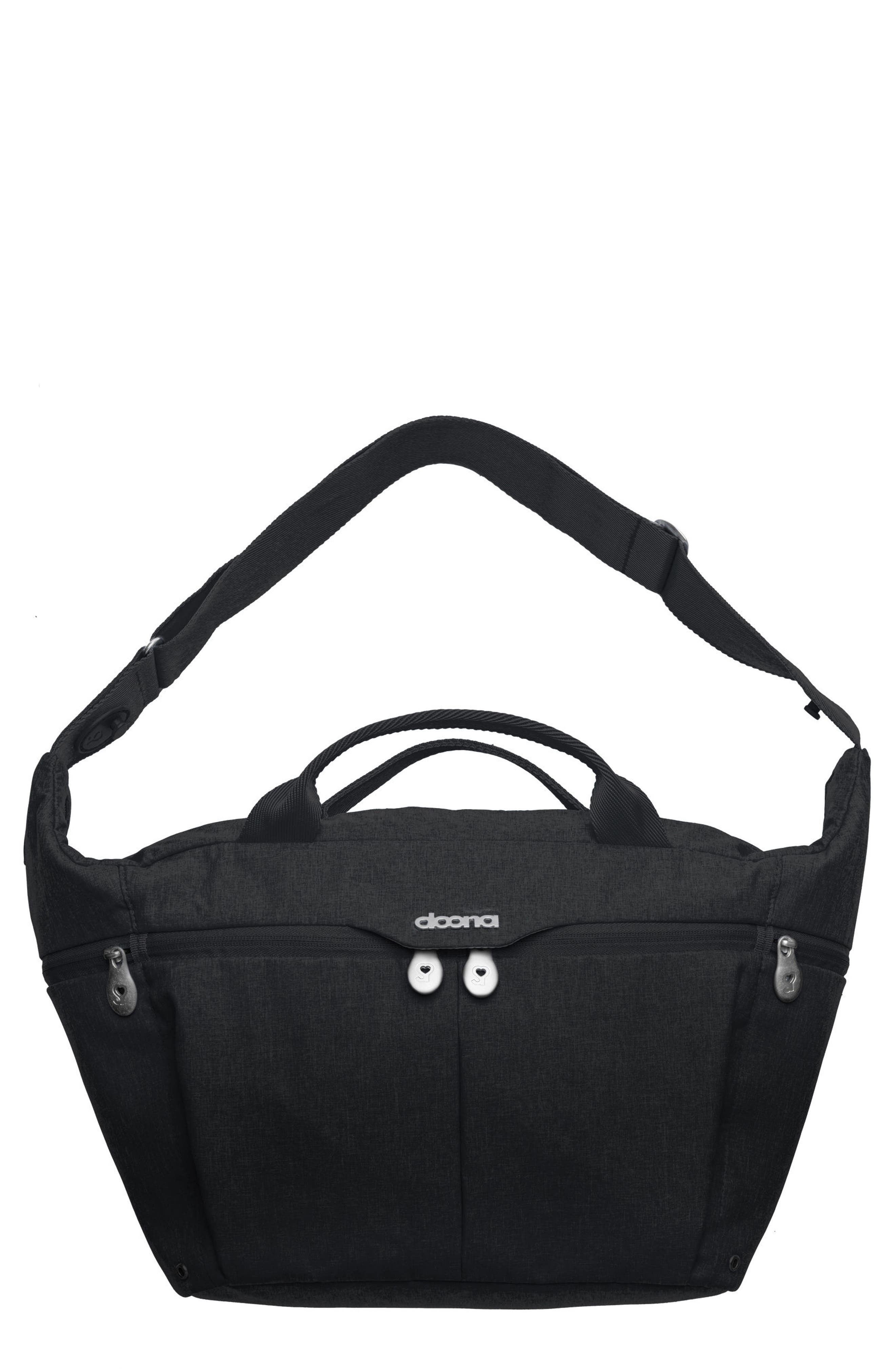 All-Day Diaper Bag,                         Main,                         color, BLACK
