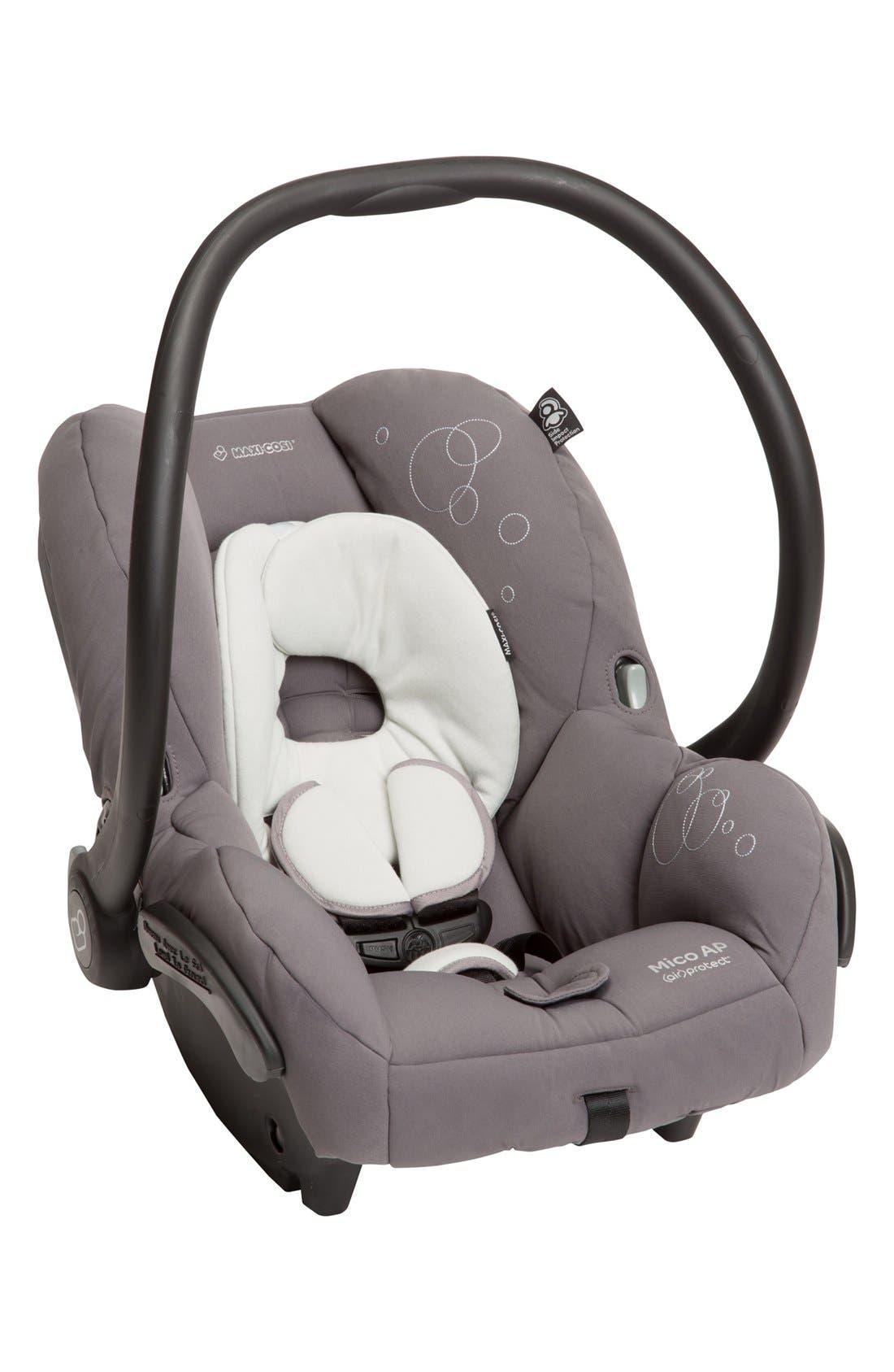 Mico AP Infant Car Seat & Base,                             Alternate thumbnail 9, color,