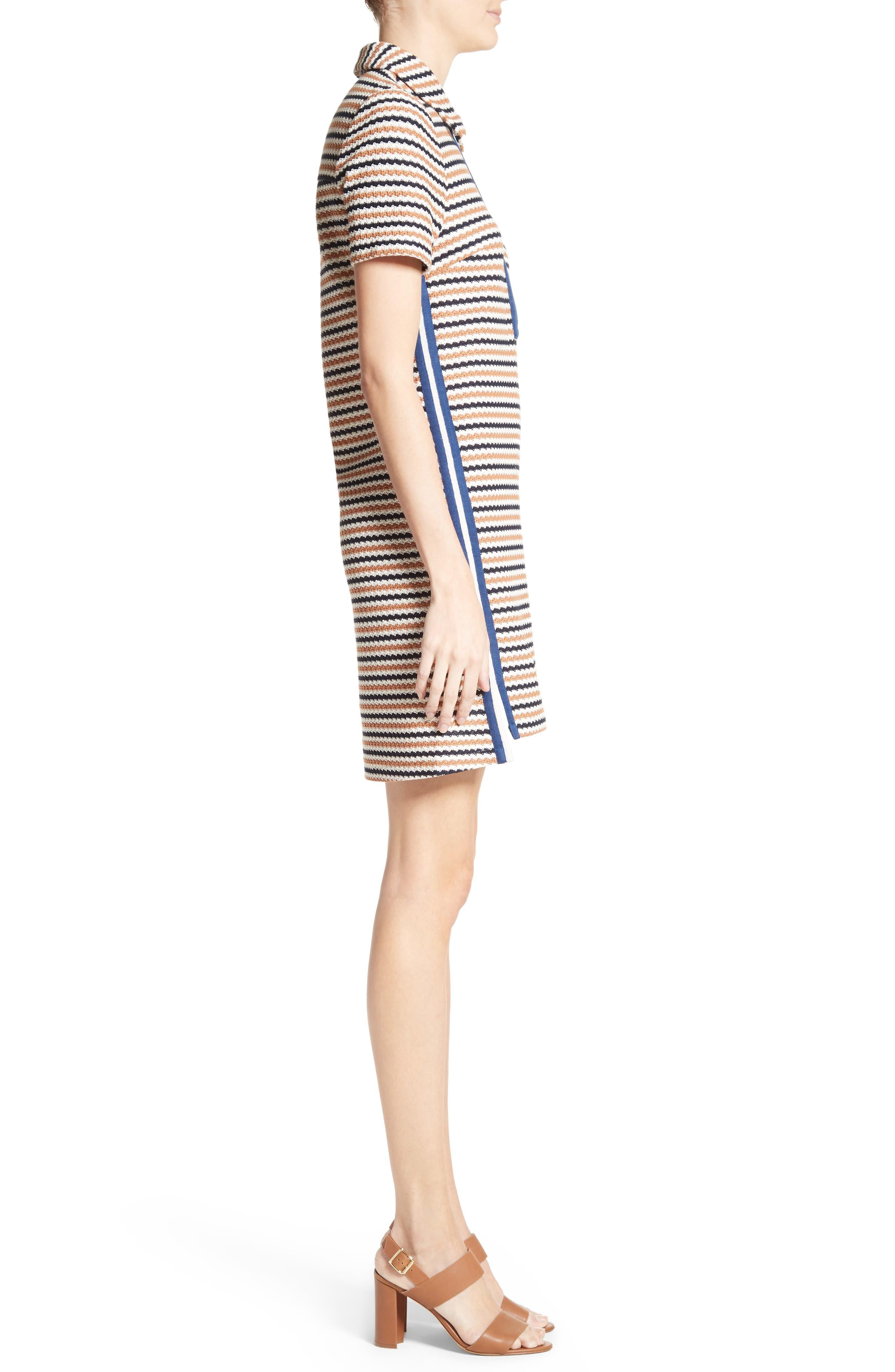 Shay Polo Dress,                             Alternate thumbnail 3, color,                             426