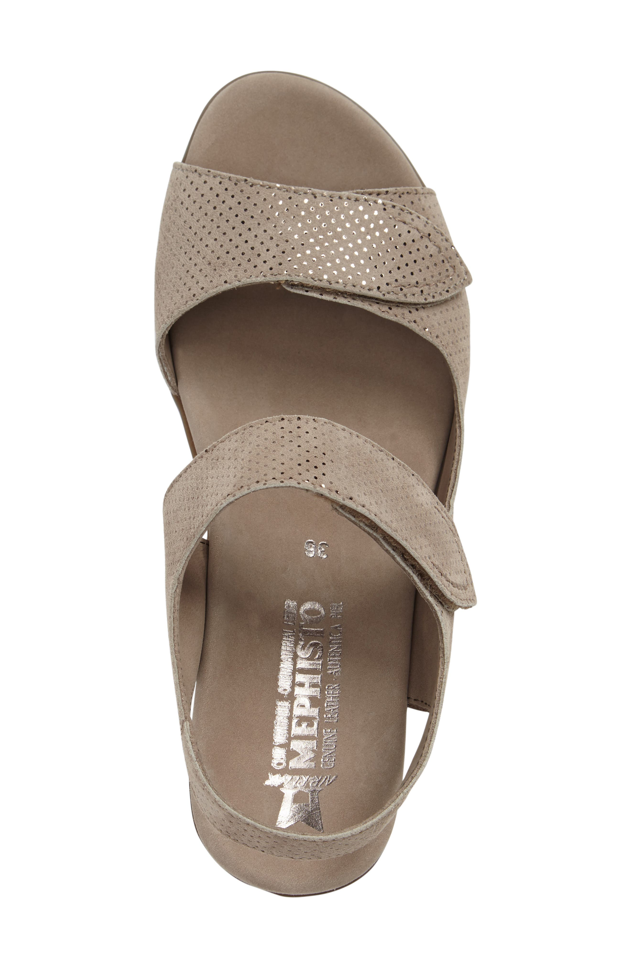 Cecila Sandal,                             Alternate thumbnail 6, color,