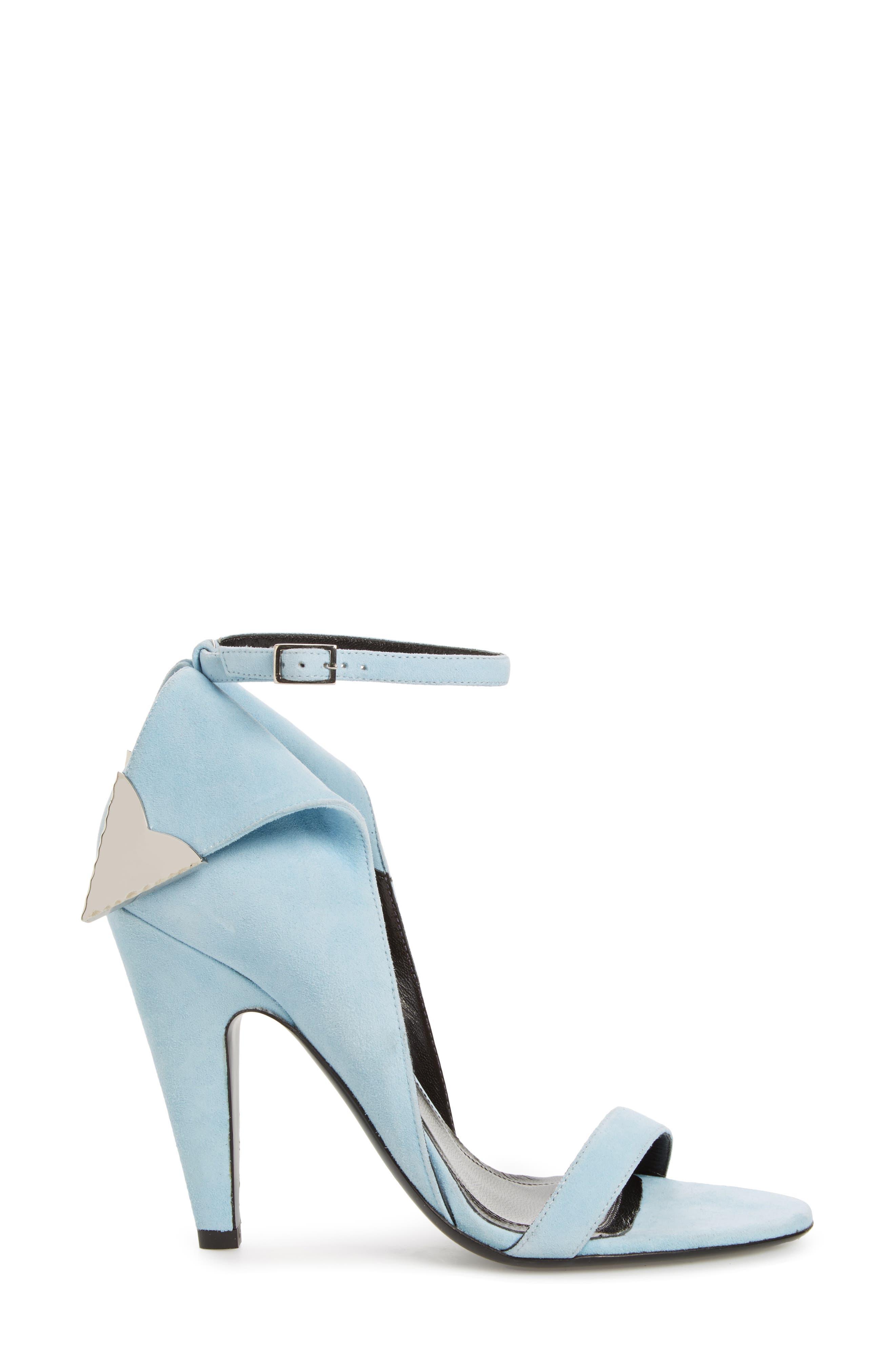 Leititia Ankle Strap Sandal,                             Alternate thumbnail 3, color,                             400