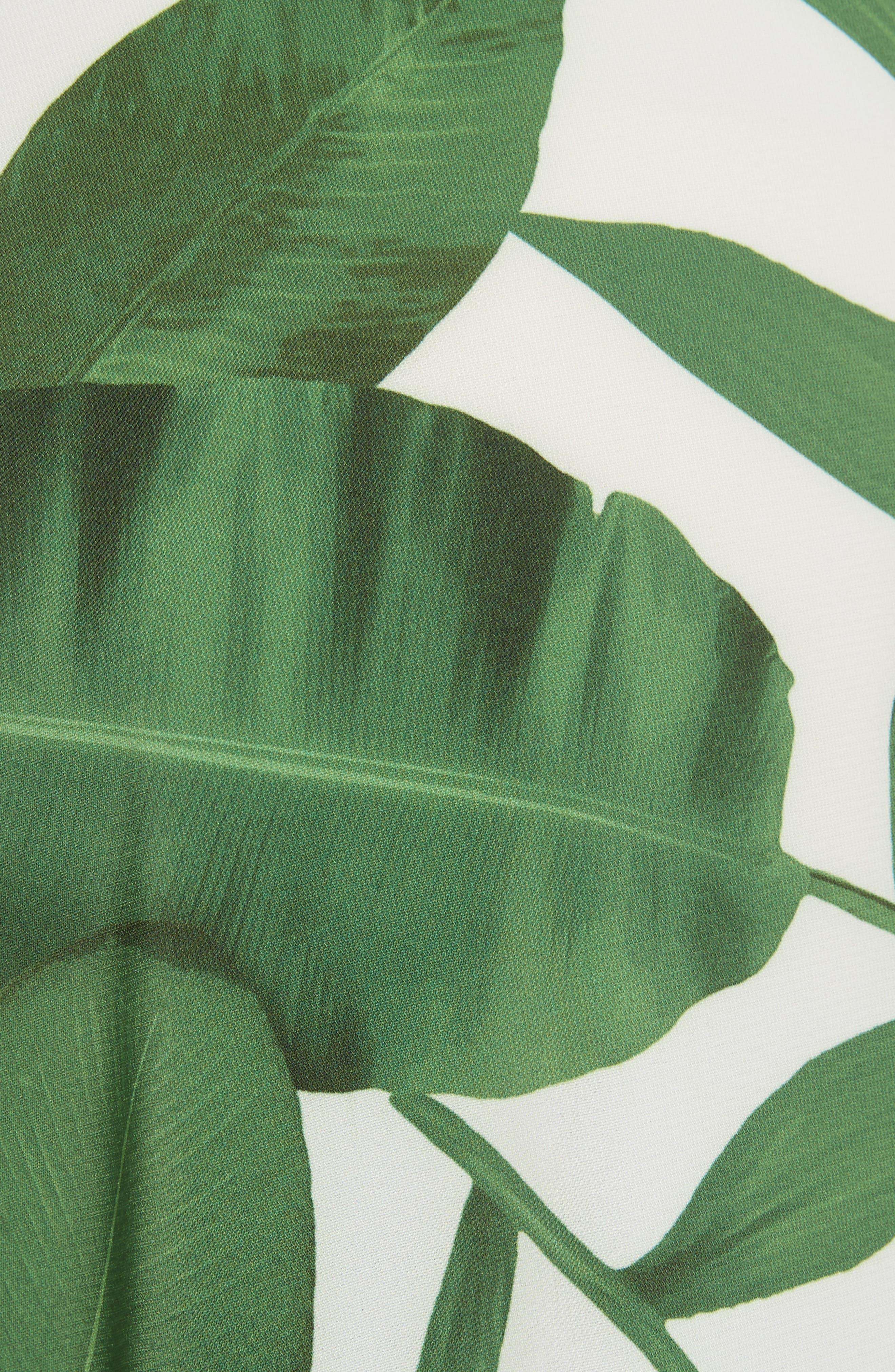 Archer Crop Silk Camisole,                             Alternate thumbnail 5, color,                             371