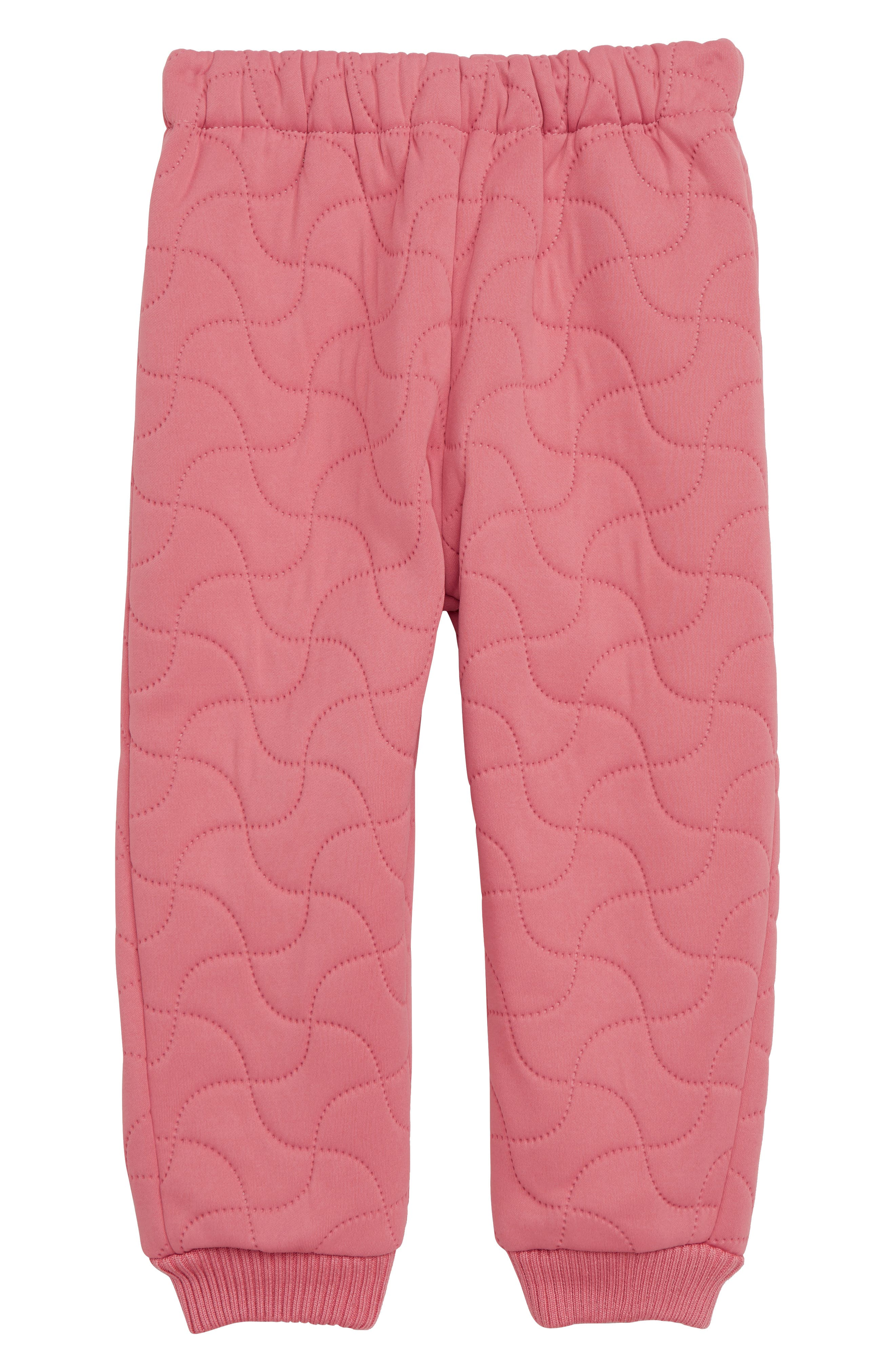 Toddler Girls Wheat Alex Water Resistant Thermal Pants Size 2Y  Pink