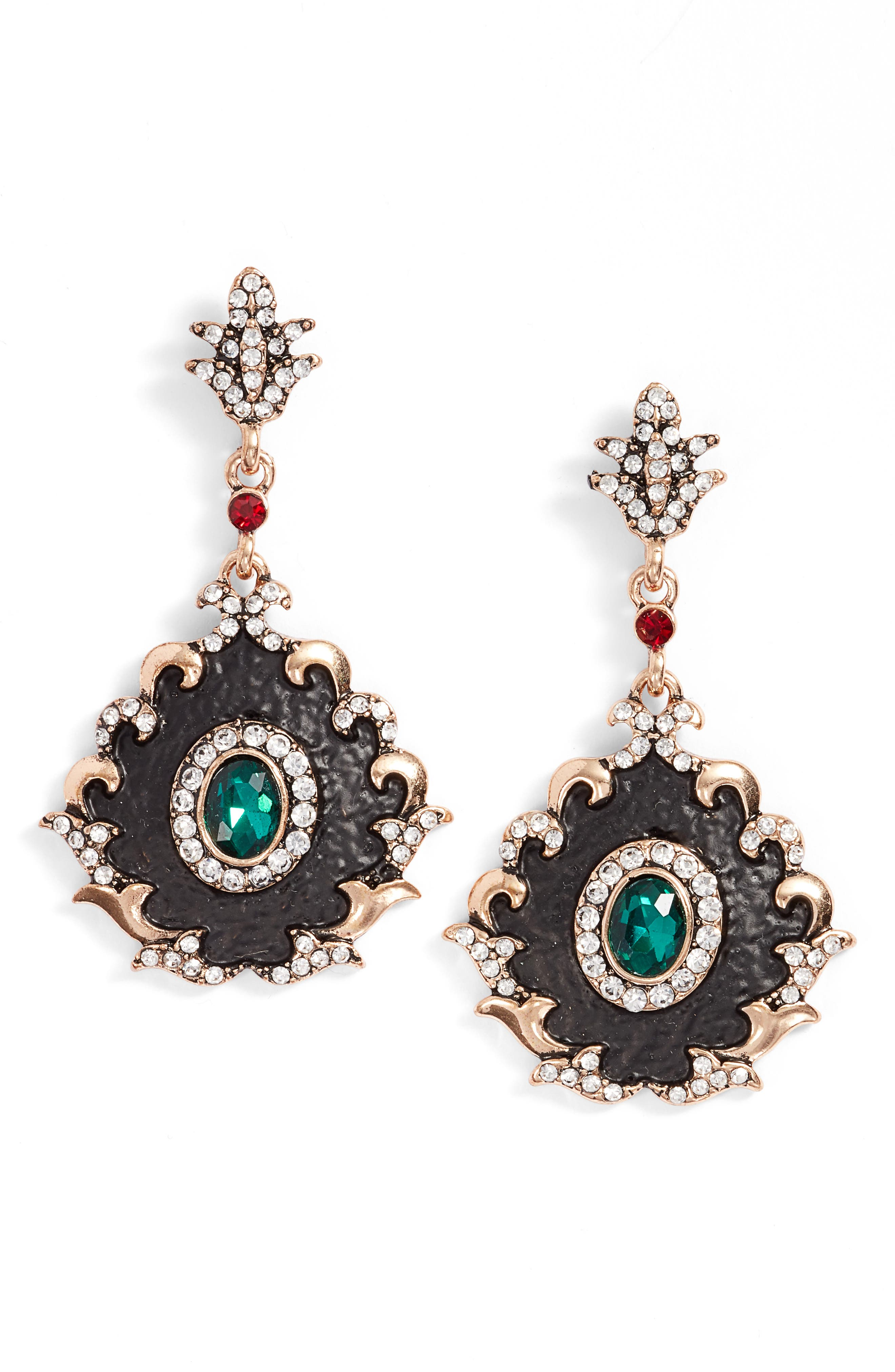 Naz Drop Earrings,                             Main thumbnail 1, color,                             300