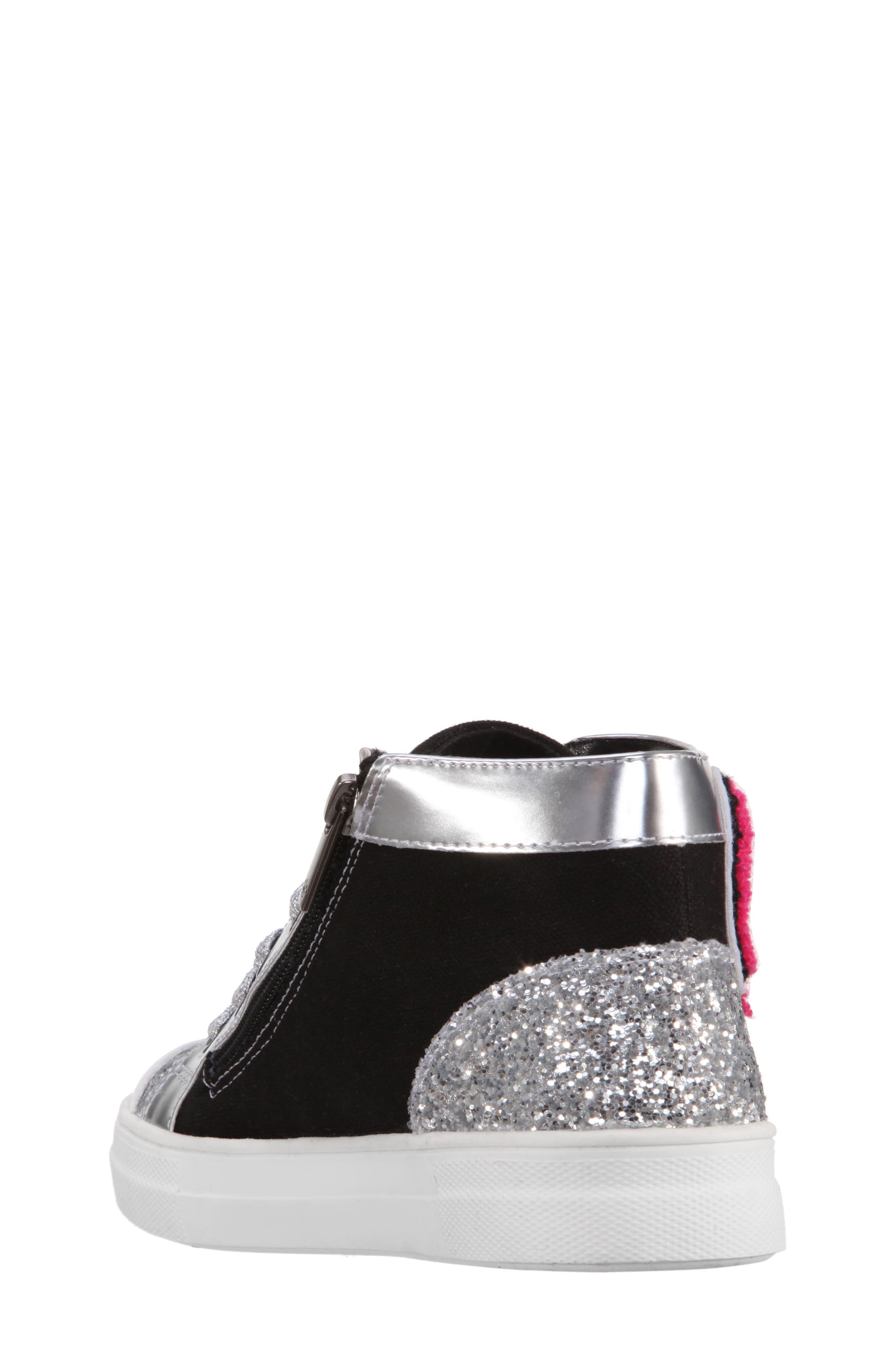 Gita High Top Sneaker,                             Alternate thumbnail 2, color,                             009