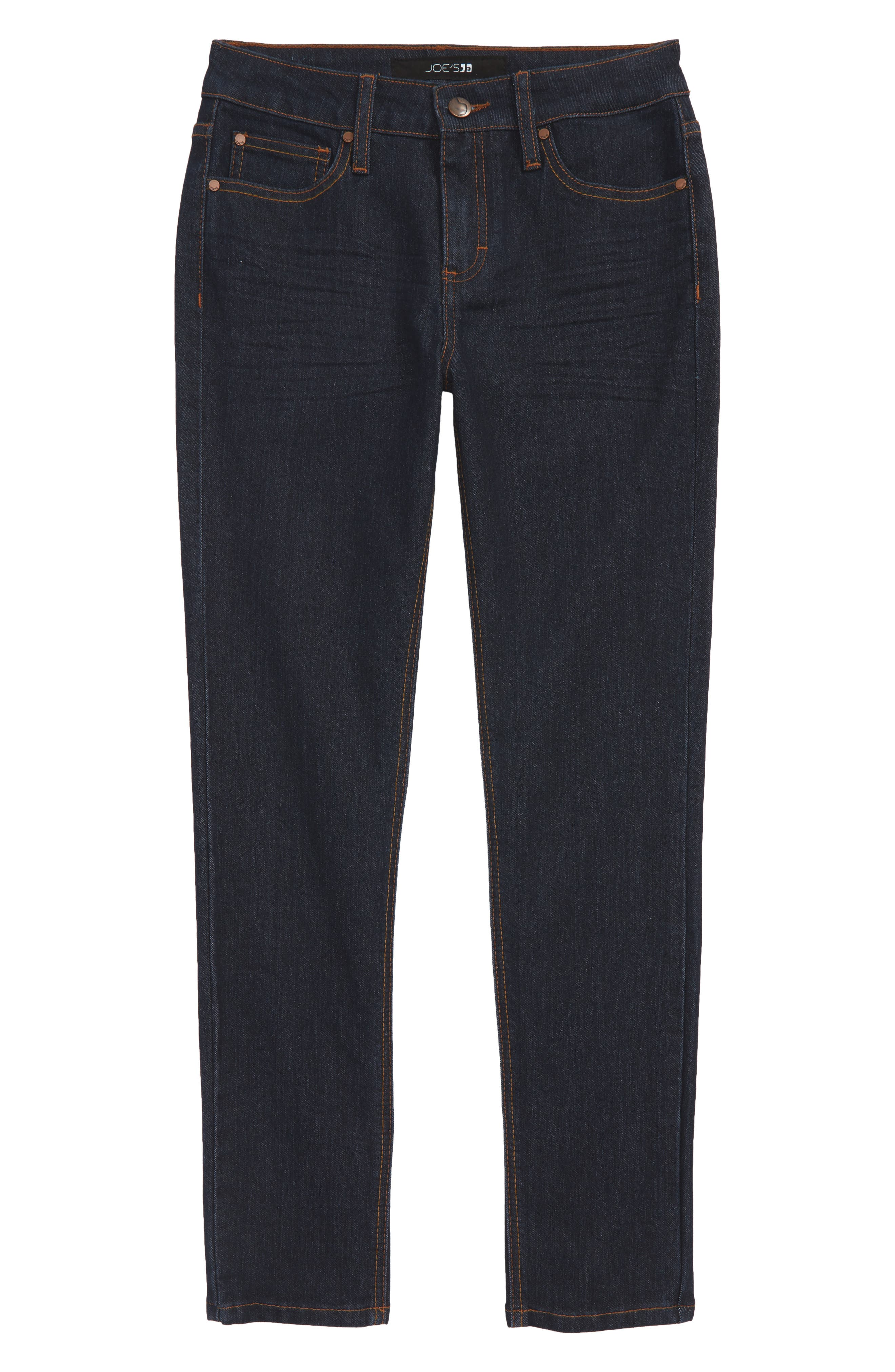 Brixton Straight Leg Stretch Jeans,                             Main thumbnail 1, color,                             RINSE