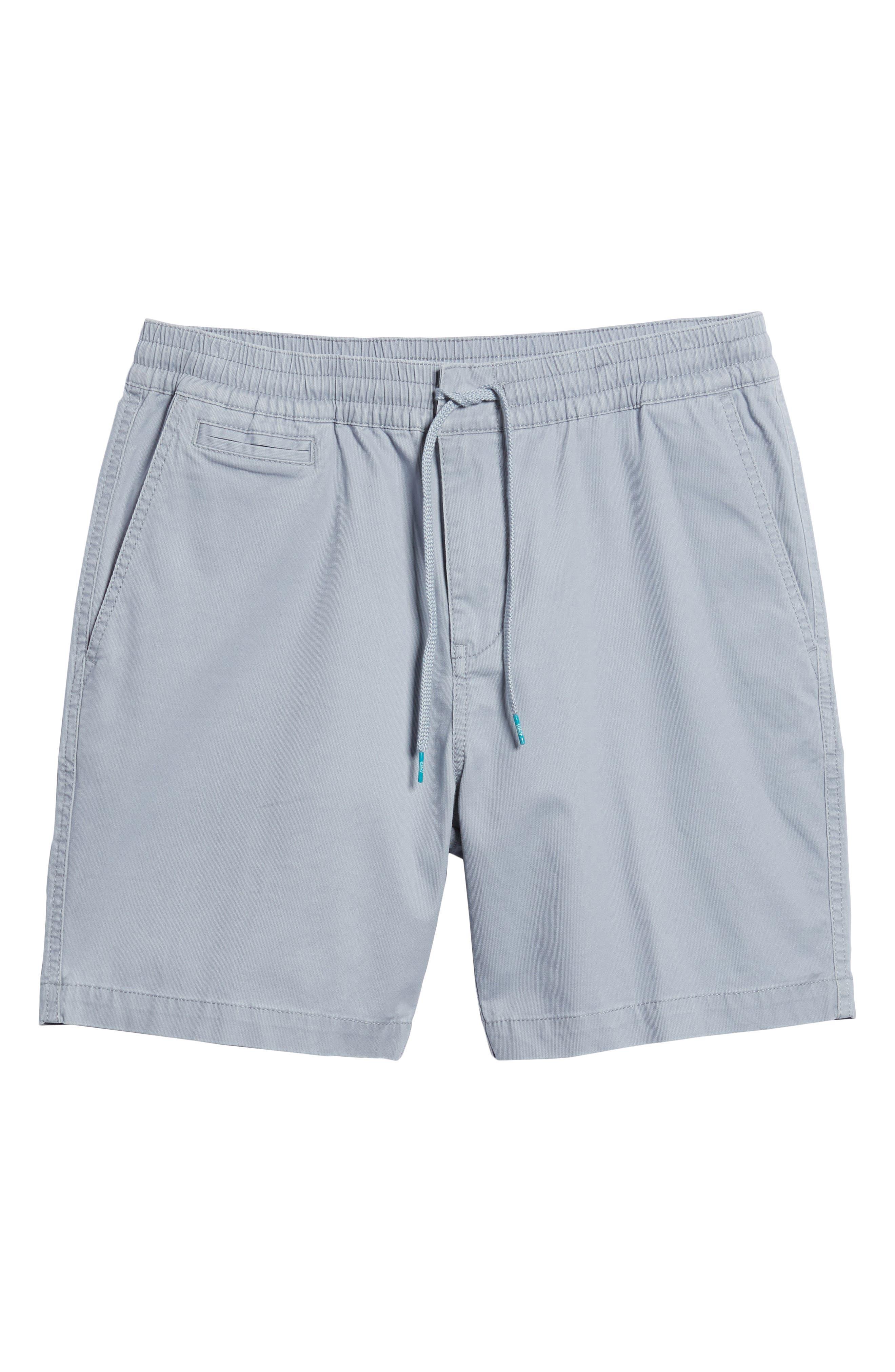 Drawstring Bedford Corduroy Shorts,                             Alternate thumbnail 18, color,