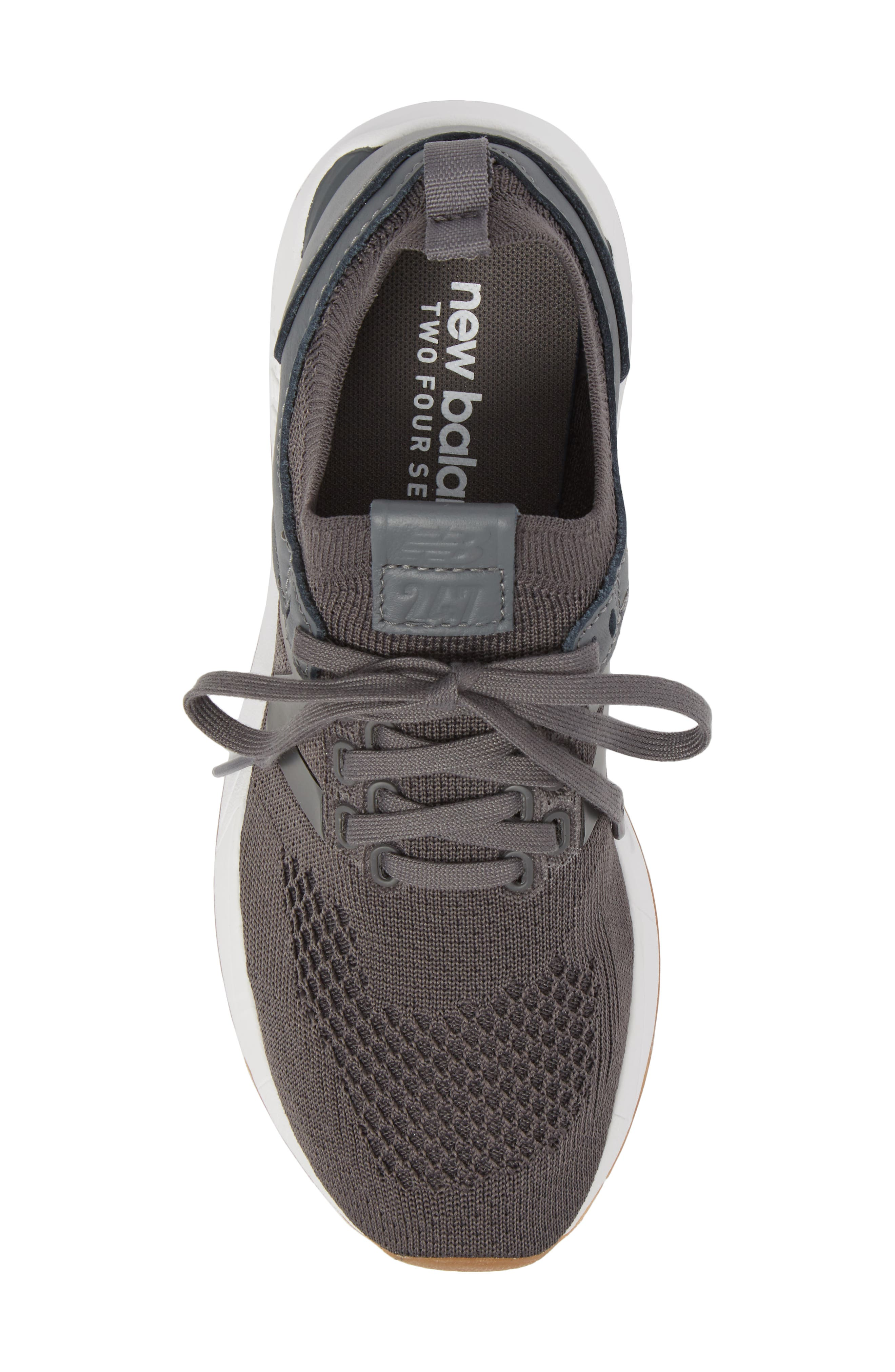 247 Decon Knit Sneaker,                             Alternate thumbnail 5, color,                             030