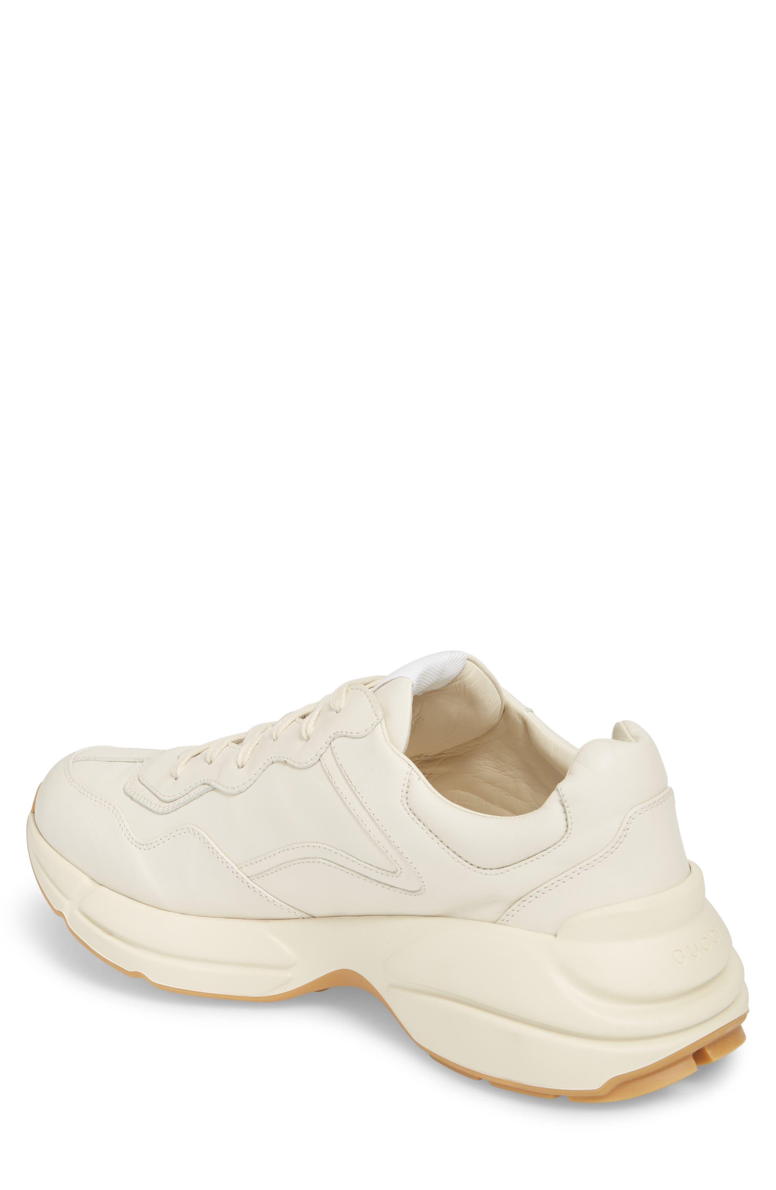 Rhyton Sneaker,                             Alternate thumbnail 2, color,                             MYSTIC WHITE