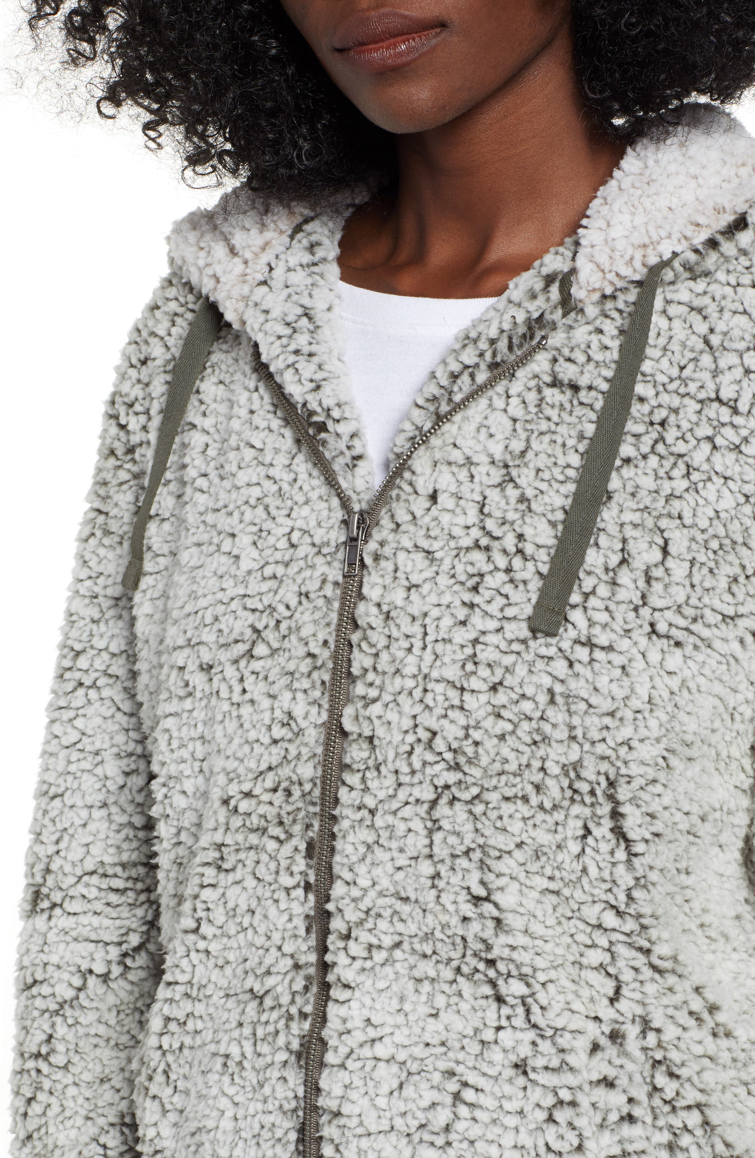 Brandon Fleece Jacket,                             Alternate thumbnail 4, color,                             300