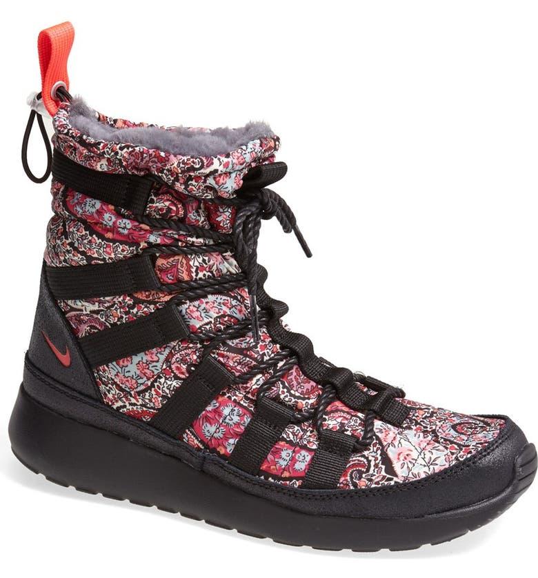 59f1885f615e Nike  Roshe Run Liberty  Boot (Women)