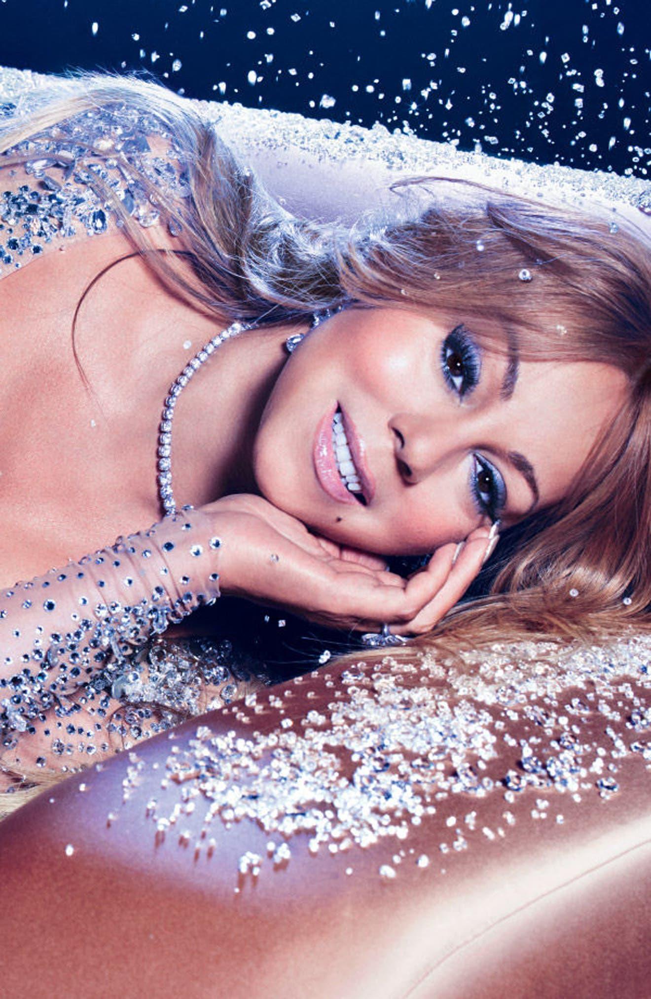 MAC Mariah Carey 183 Buffer Brush,                             Alternate thumbnail 6, color,                             000