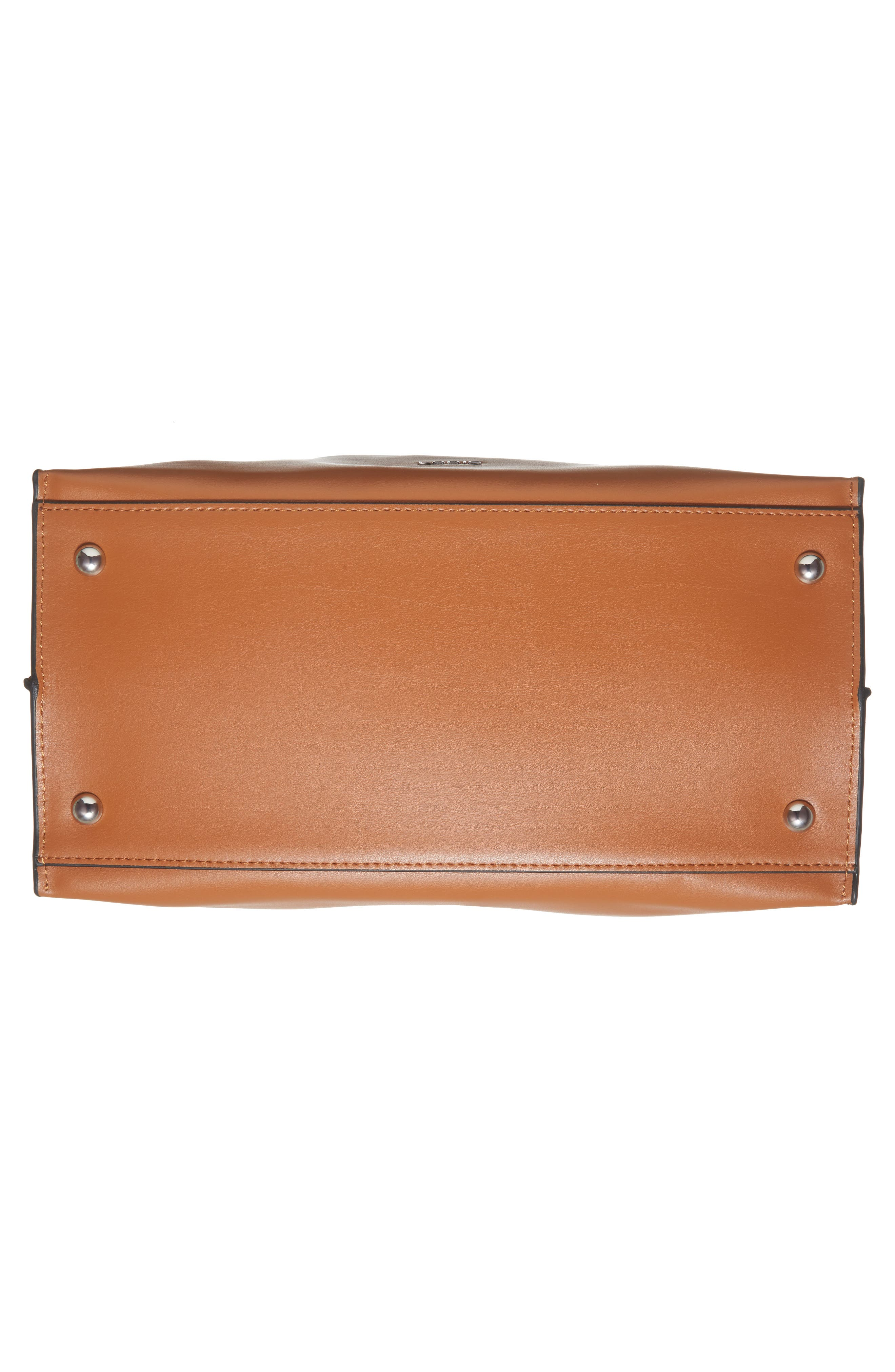 LODIS Silicon Valley Collection Under Lock & Key - Anita RFID East/West Leather Satchel,                             Alternate thumbnail 17, color,