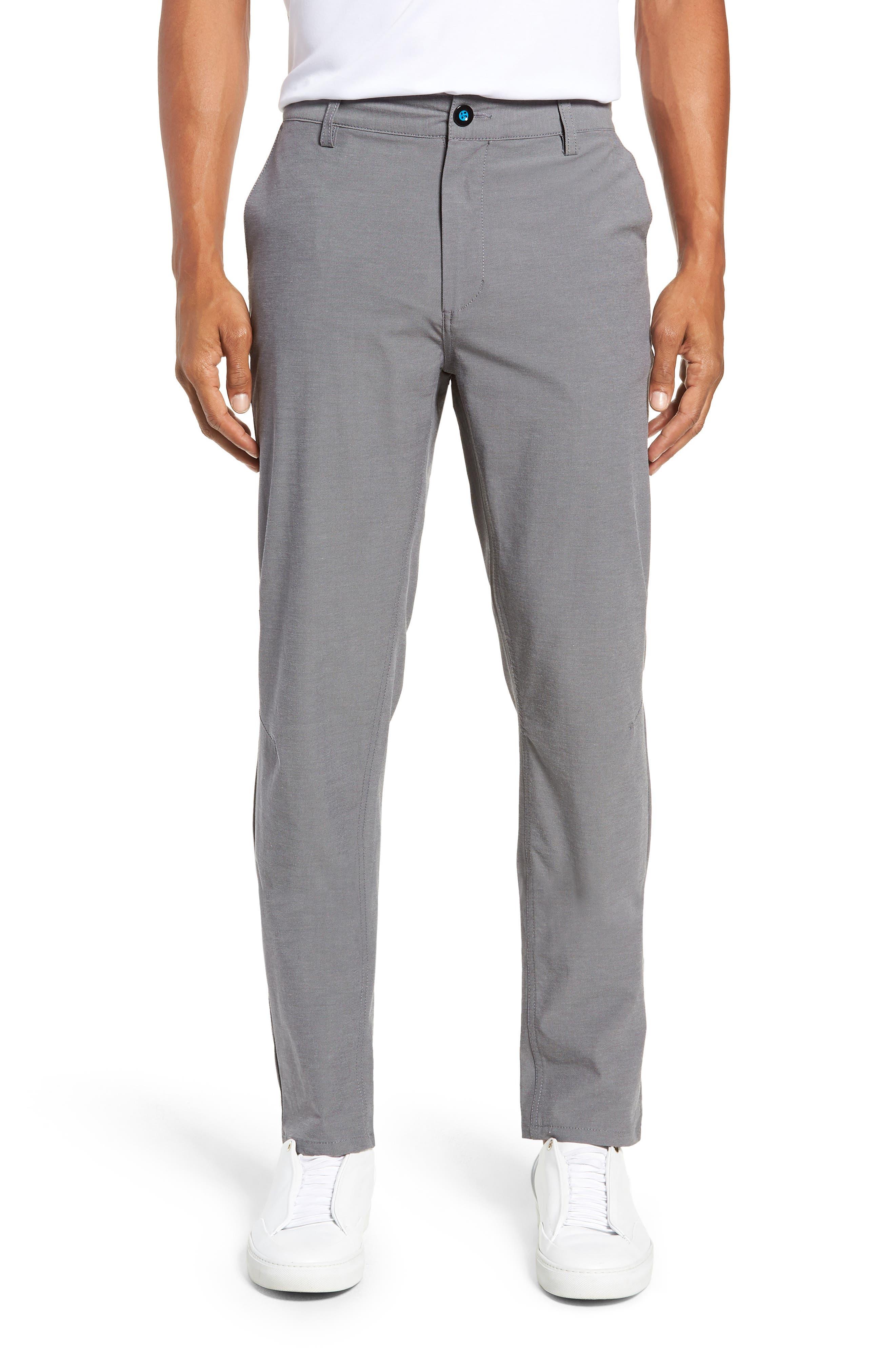 Passport Regular Fit Pants,                         Main,                         color, GRAPHITE