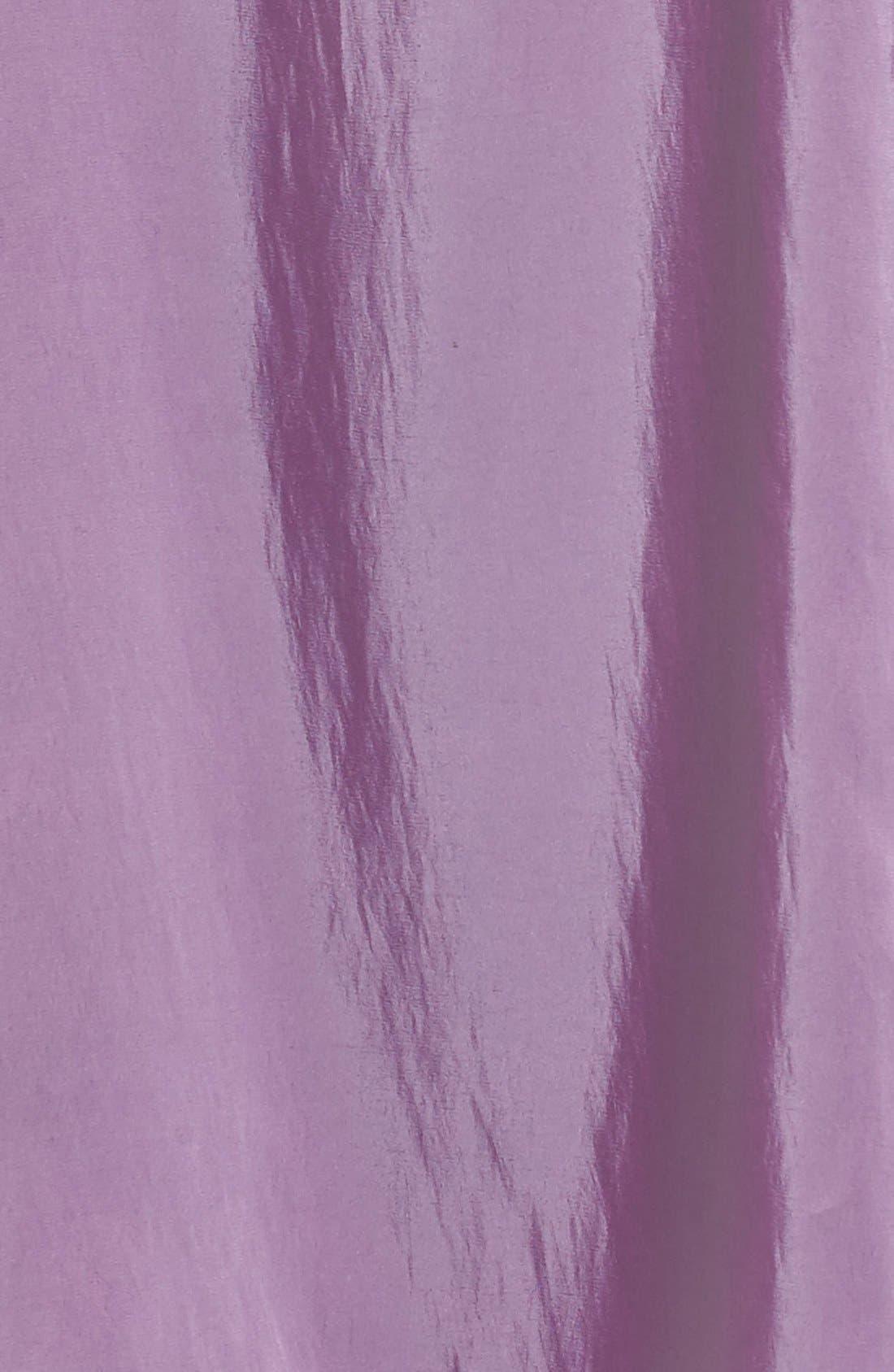 'Mini Donatella' Reversible Pleat Hood Packable Travel Coat,                             Alternate thumbnail 69, color,