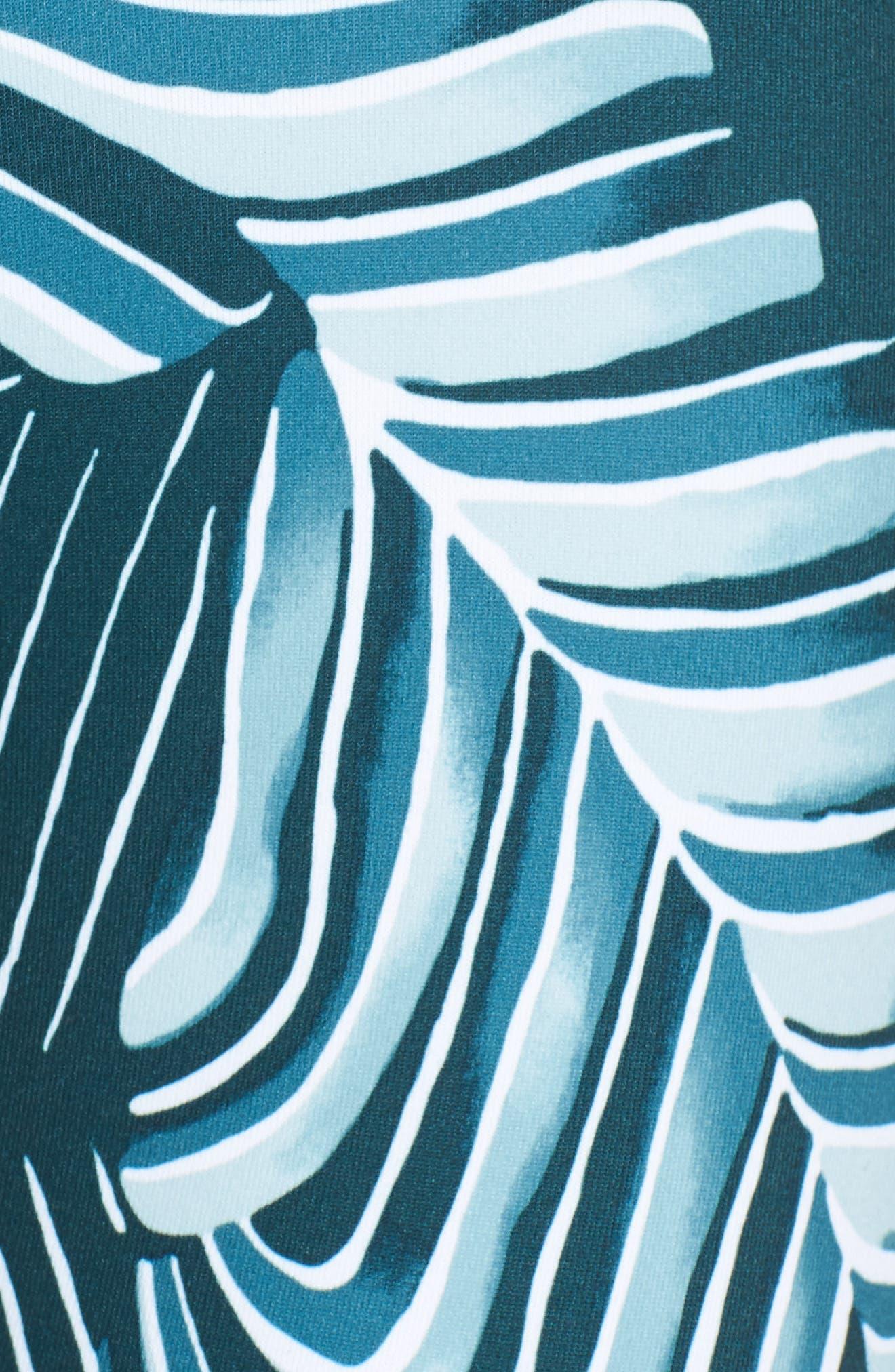 'Hatha' High Waist Crop Leggings,                             Alternate thumbnail 99, color,