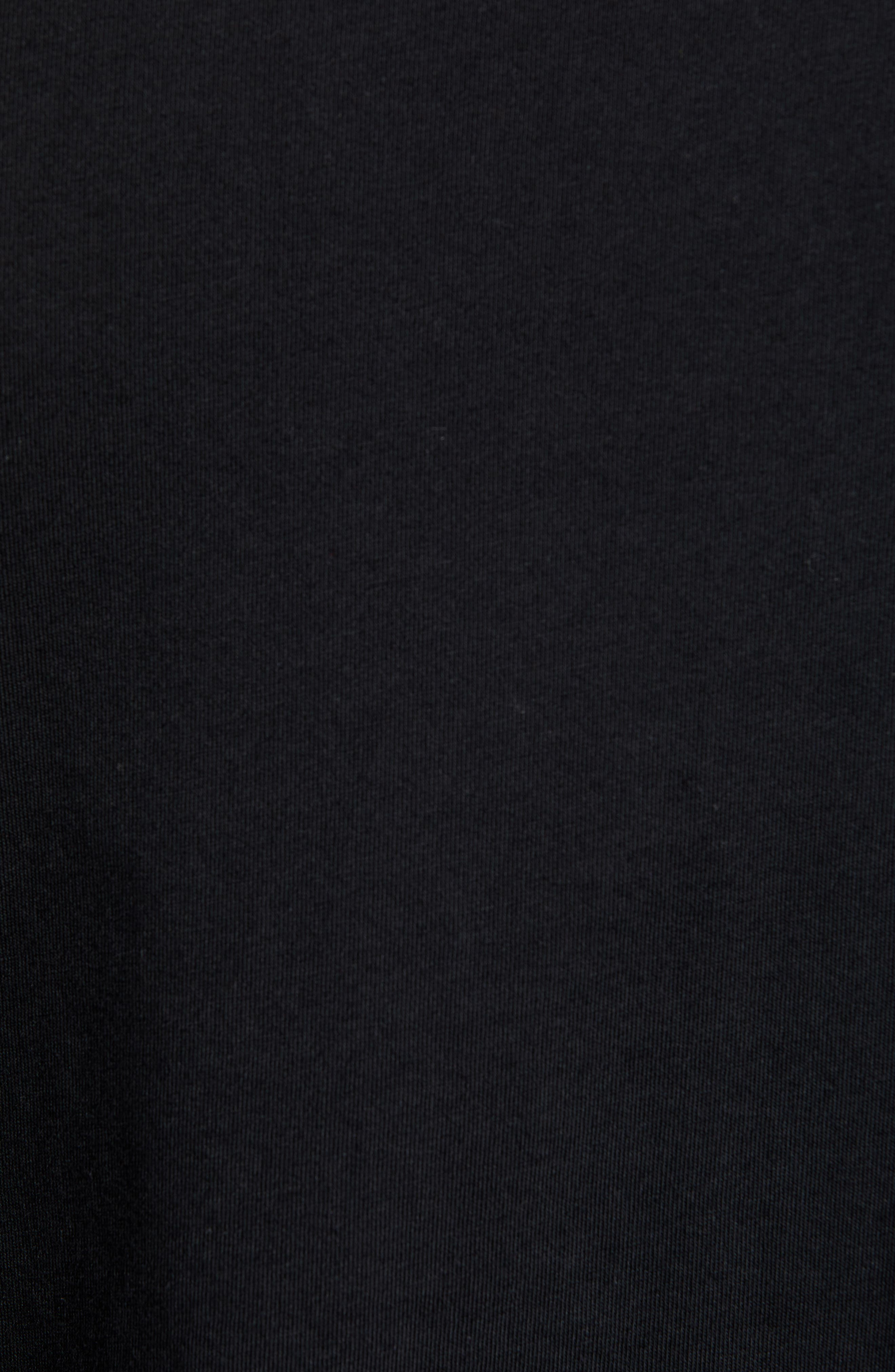 Air Force 1 T-Shirt,                             Alternate thumbnail 5, color,                             BLACK