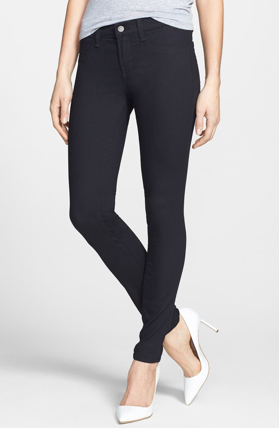 Super Skinny Jeans, Main, color, 002