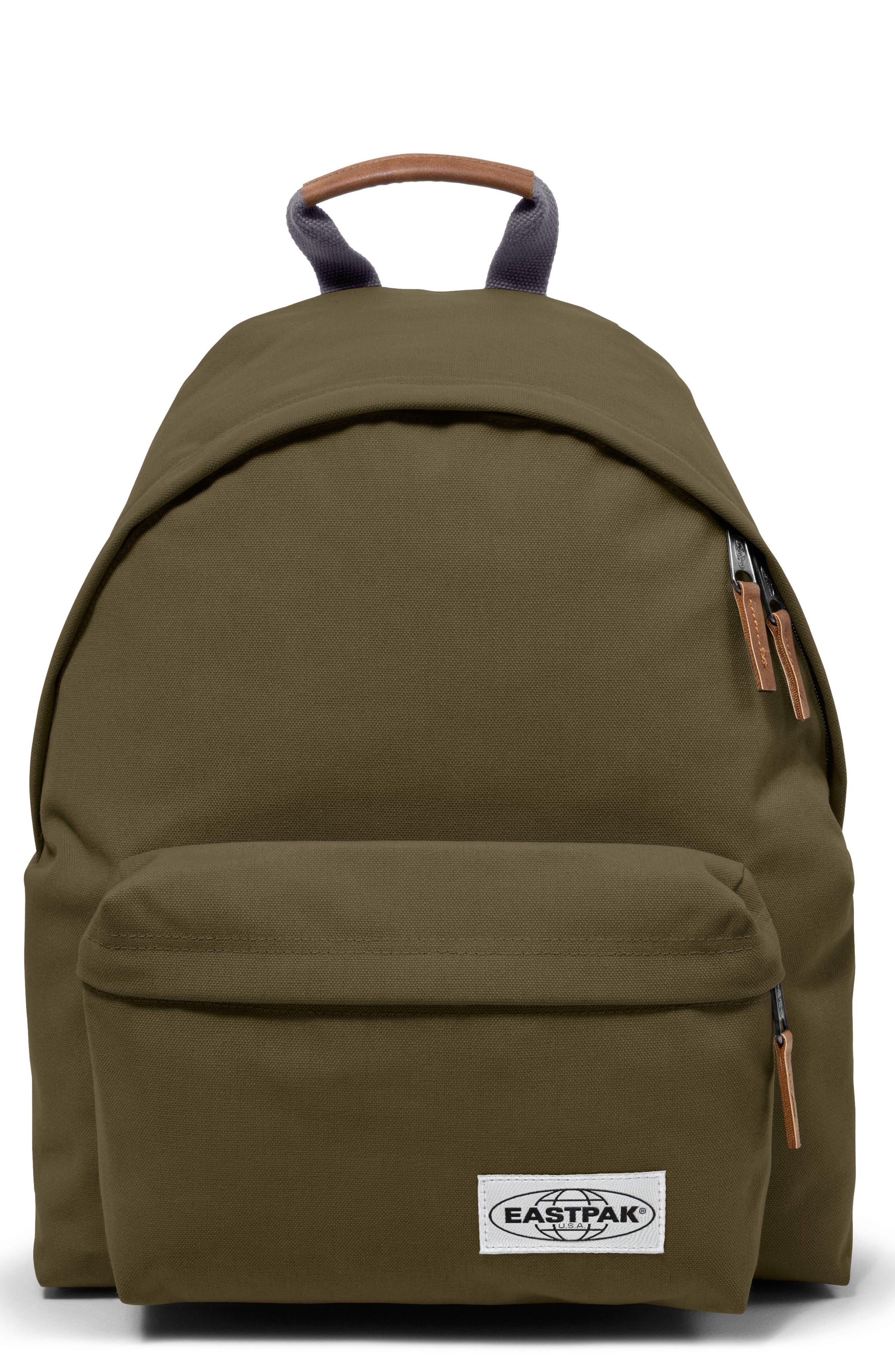 Eastpak Padded Pakr Backpack - Green