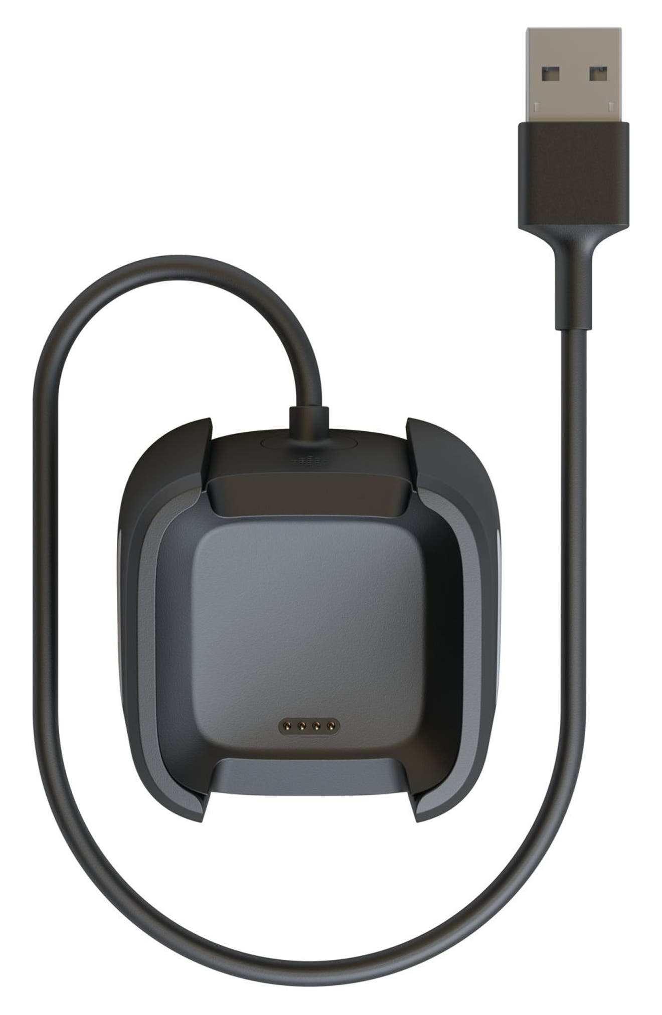 Versa Charging Cable,                             Alternate thumbnail 2, color,                             BLACK