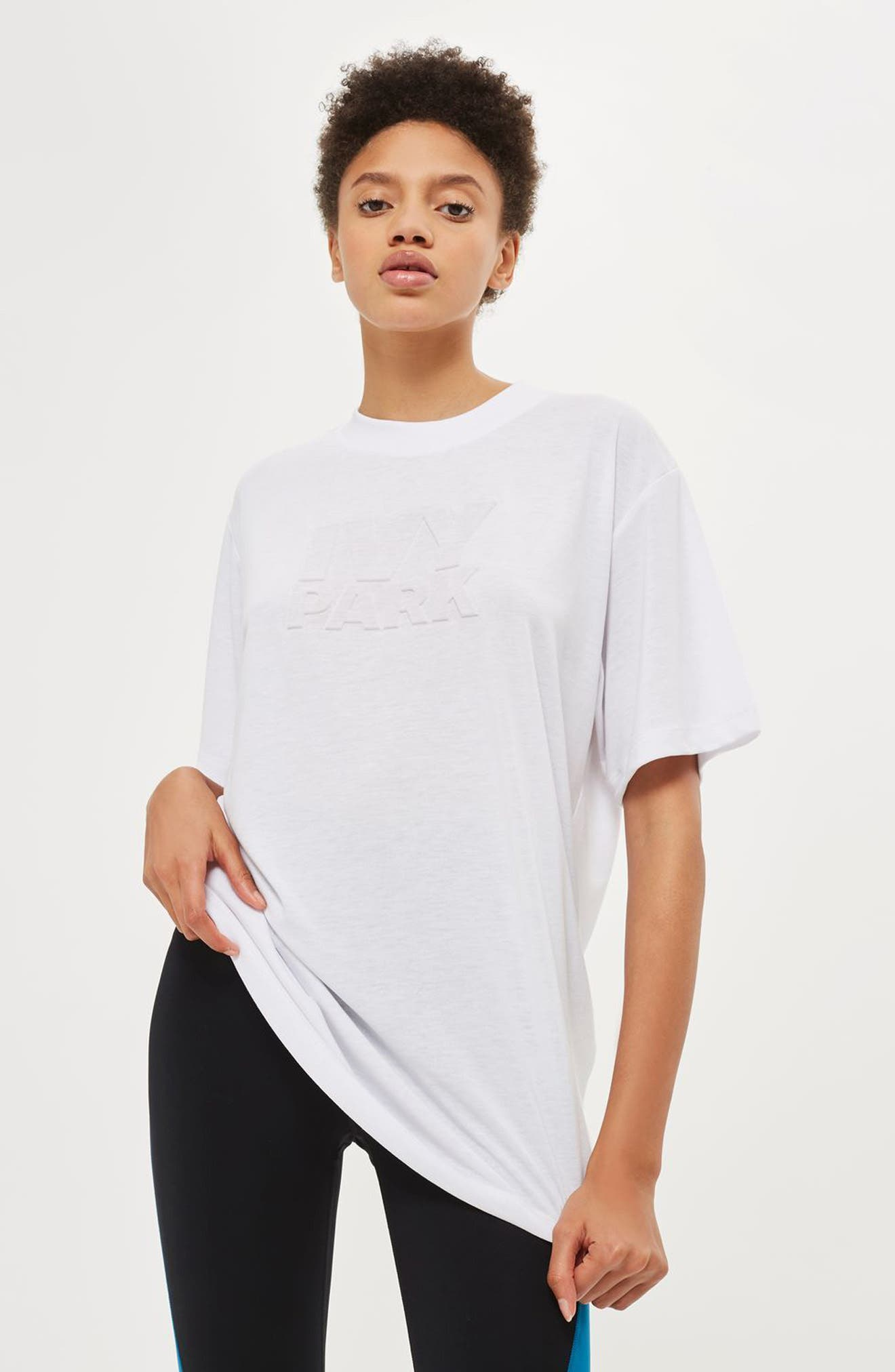 Embossed Logo Tee,                             Alternate thumbnail 25, color,