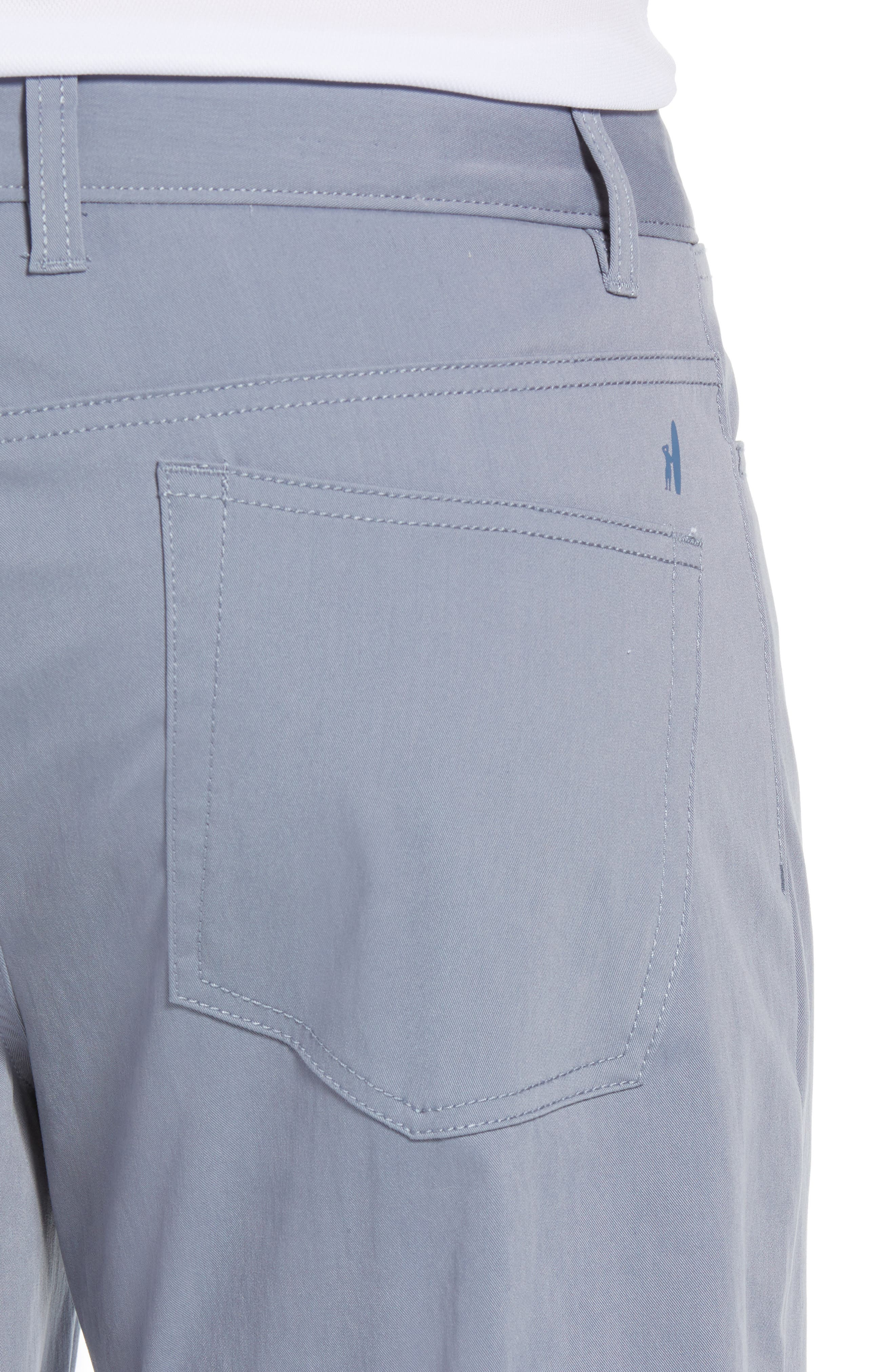 Marin Straight Leg Pants,                             Alternate thumbnail 4, color,                             CLOUDBREAK