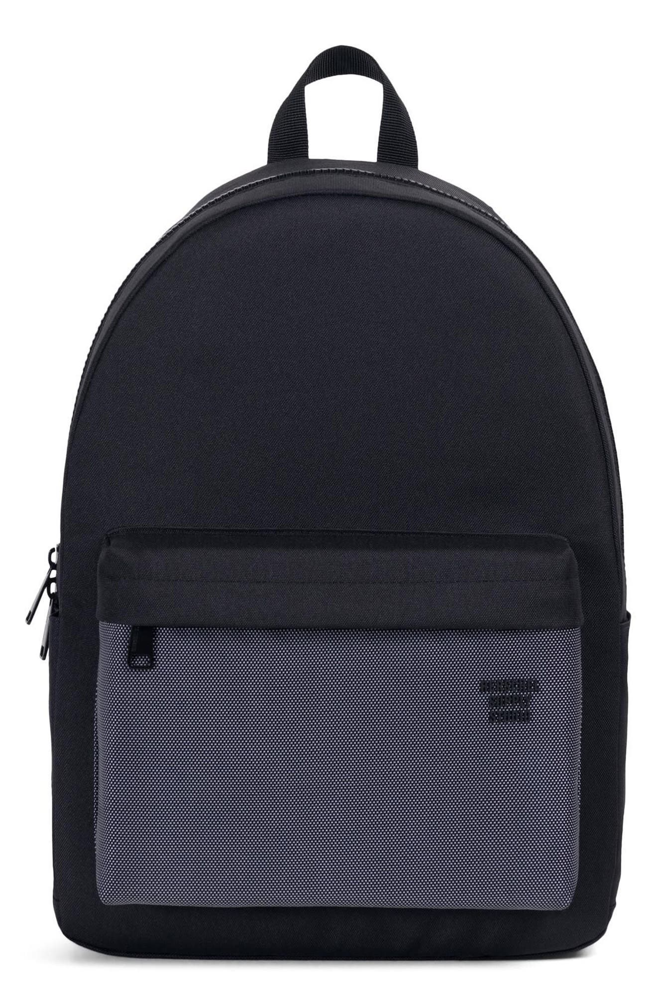 HERSCHEL SUPPLY CO.,                             Studio Winlaw XL Backpack,                             Main thumbnail 1, color,                             001