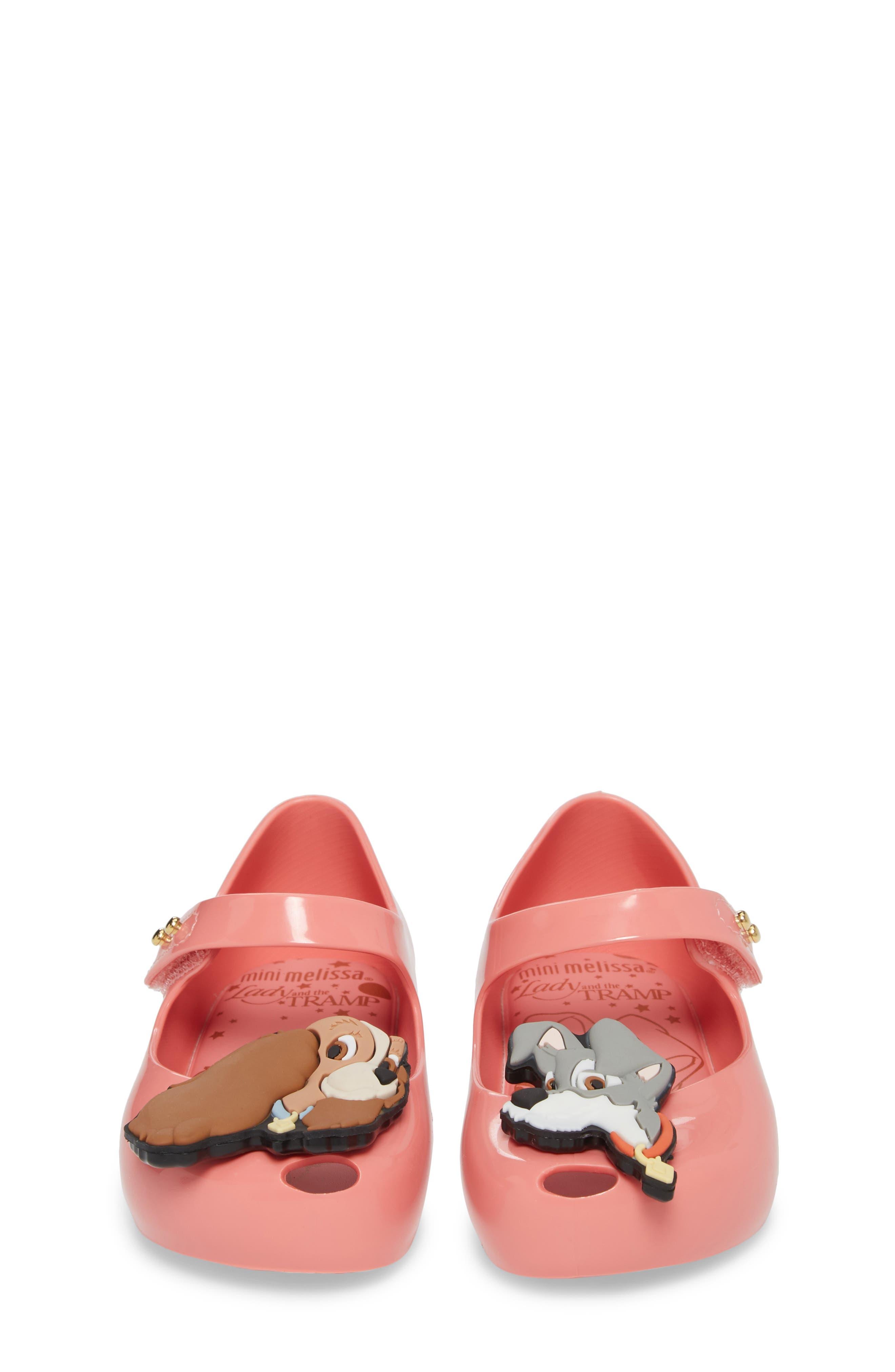 Disney<sup>®</sup> Lady & the Tramp Mini Ultragirl Flat,                             Alternate thumbnail 15, color,