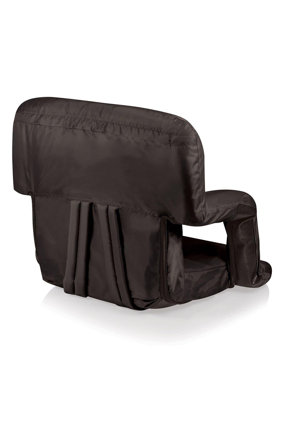 'VenturaSeat' Portable Fold-Up Chair,                             Alternate thumbnail 2, color,                             BLACK