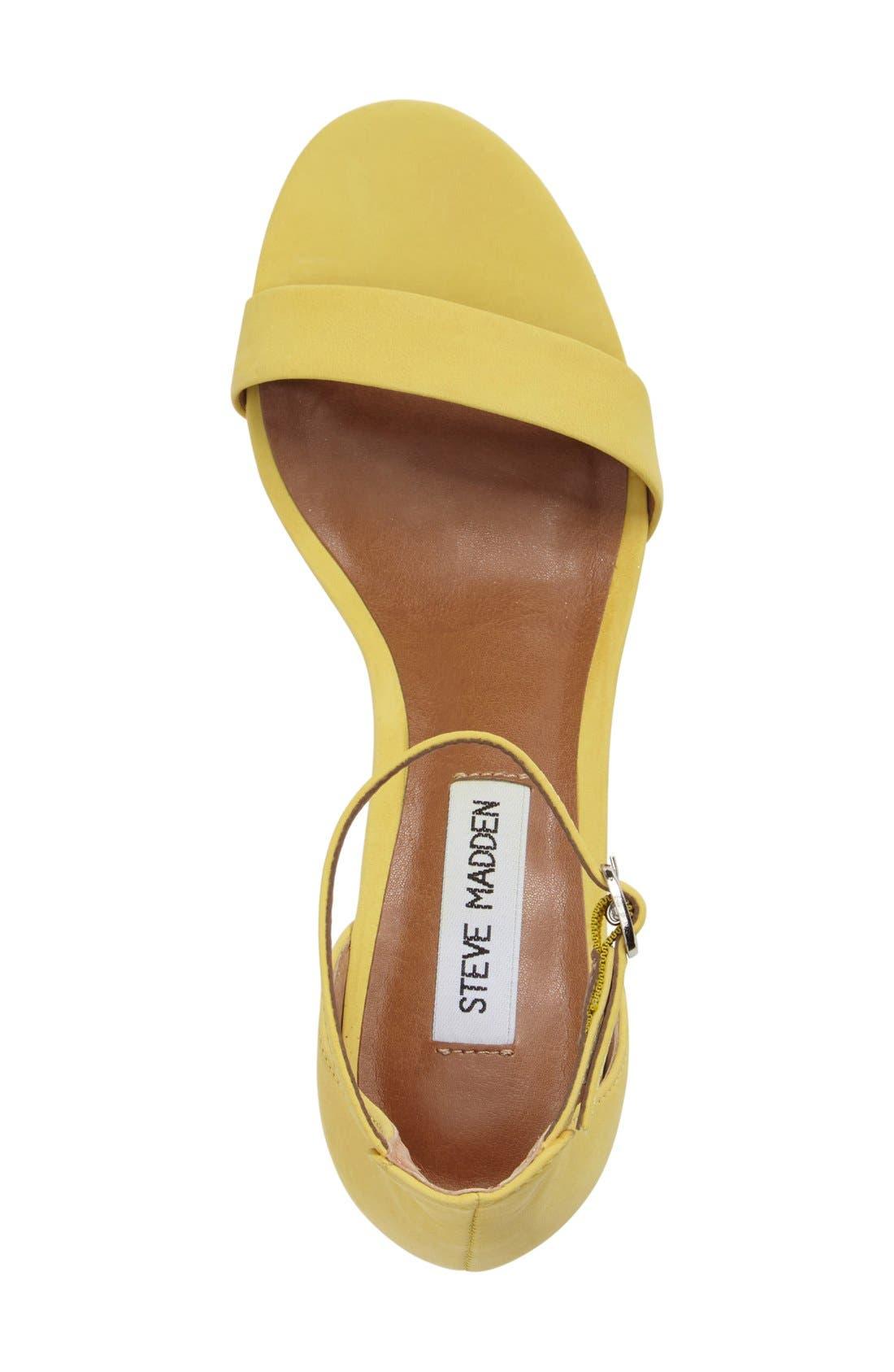 Irenee Ankle Strap Sandal,                             Alternate thumbnail 58, color,