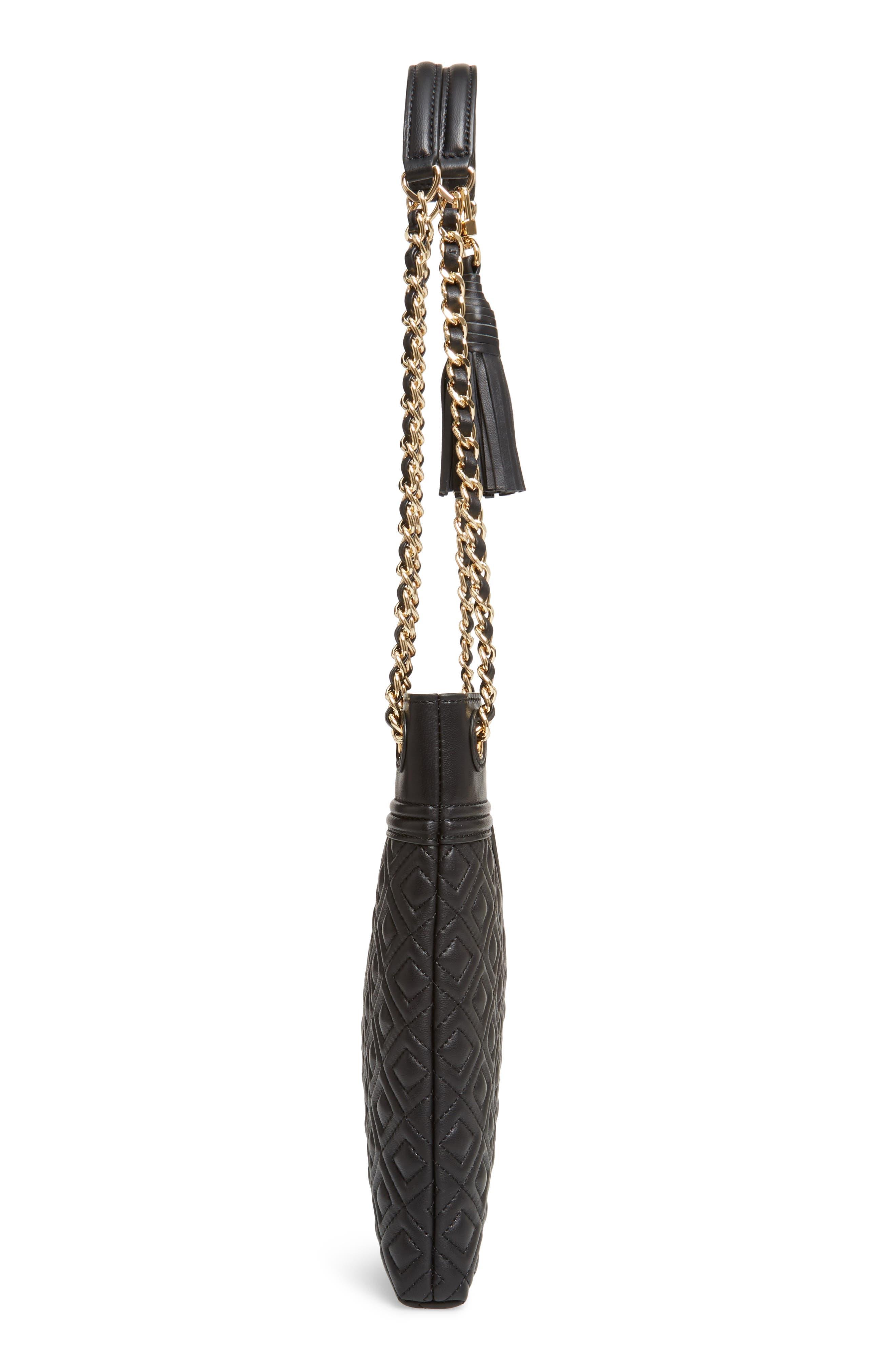 Fleming Swingpack Crossbody Bag,                             Alternate thumbnail 5, color,                             001