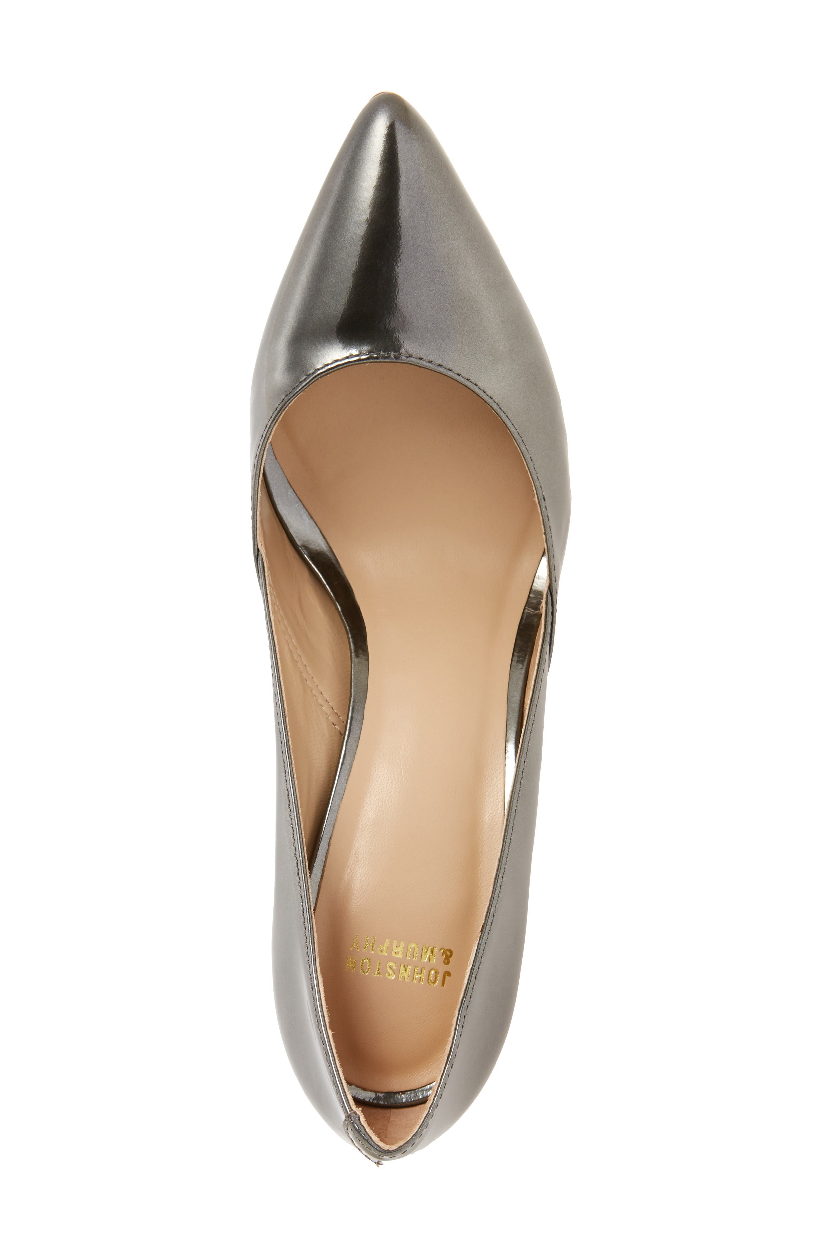 'Vanessa' Pointy Toe Leather Pump,                             Alternate thumbnail 20, color,